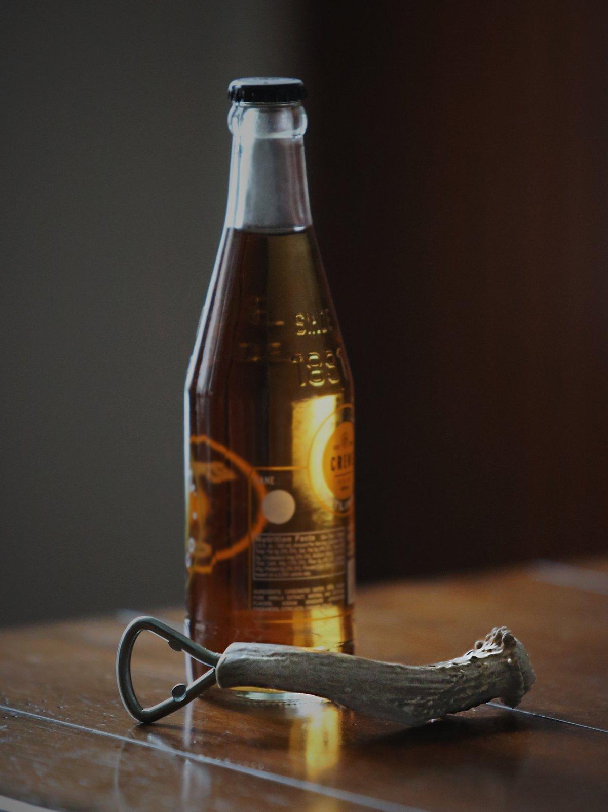 Antler Bottle Opener