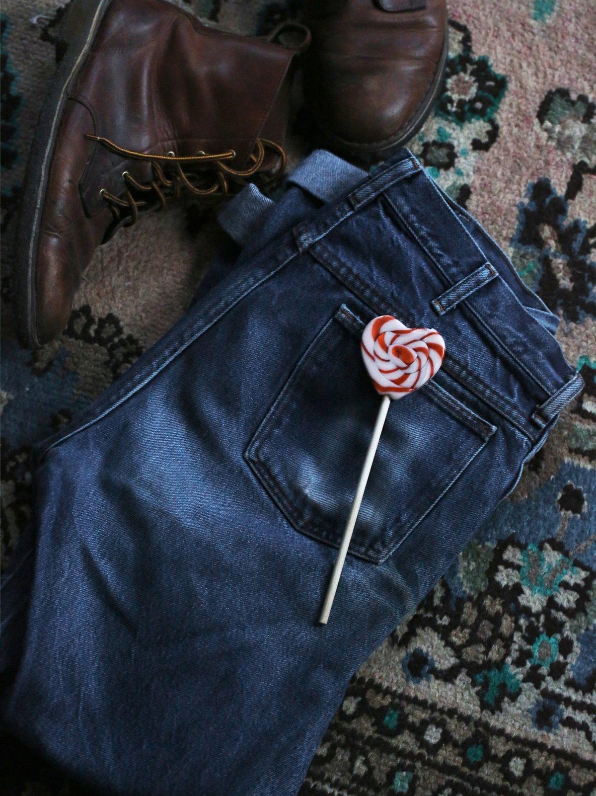 Bourbon Vanilla Lollipop