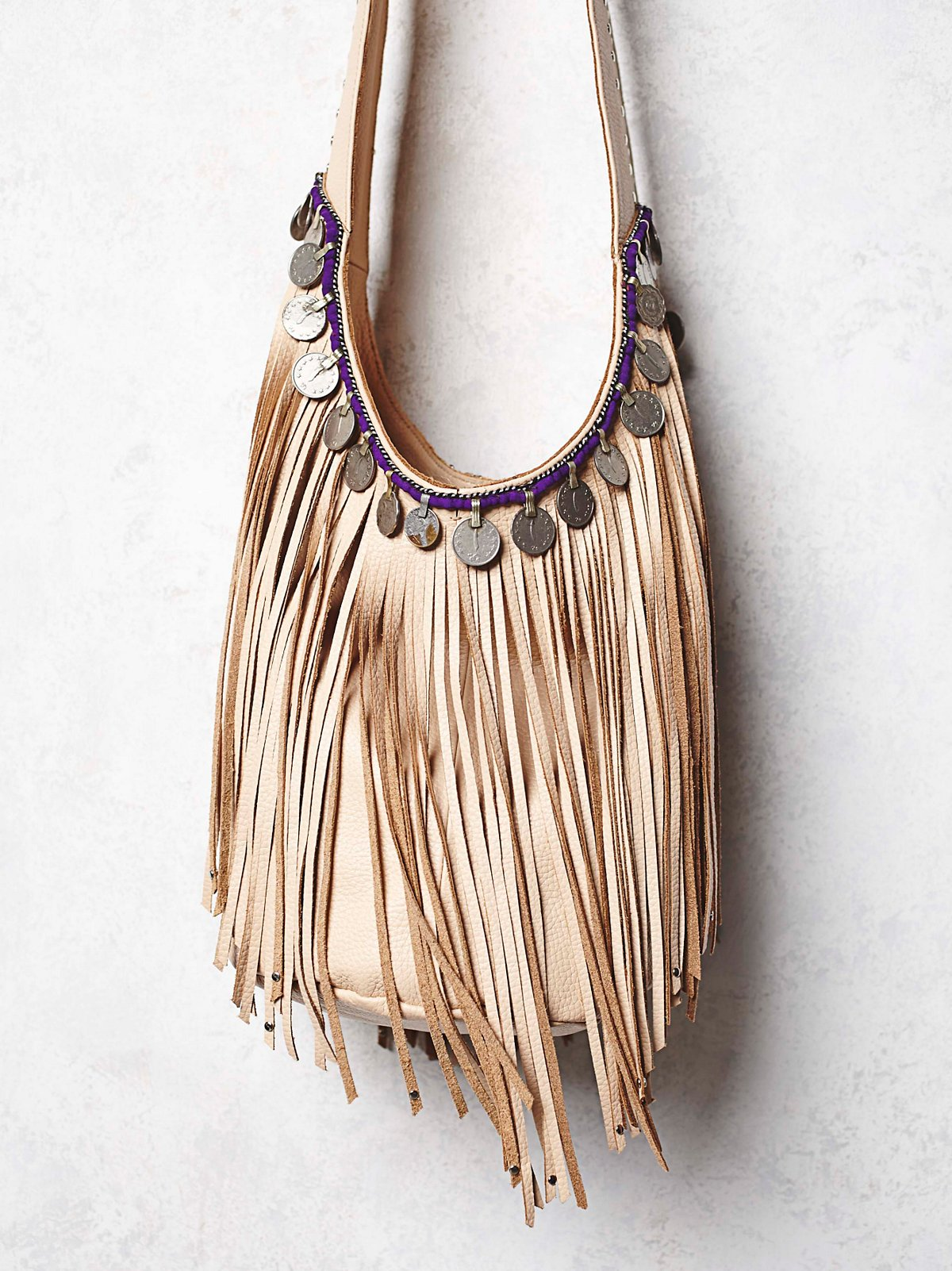 Evermore Fringe Hobo