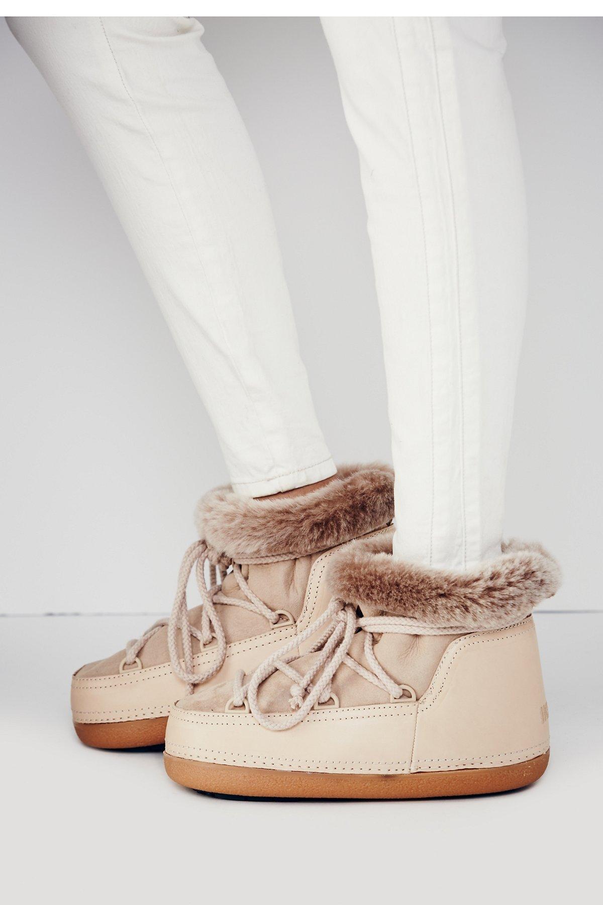 Ikkii保暖靴