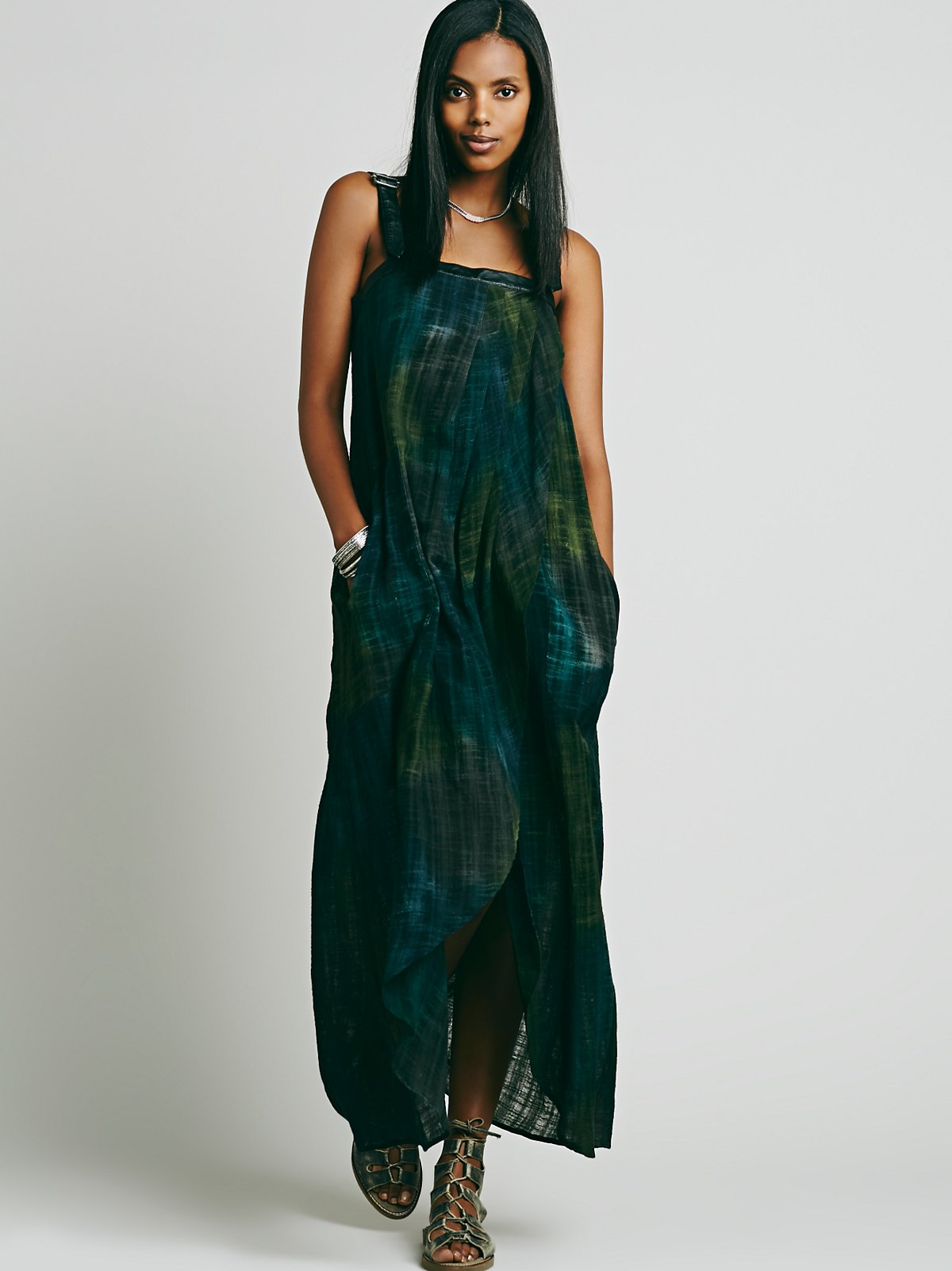 Amalfi连衣裙