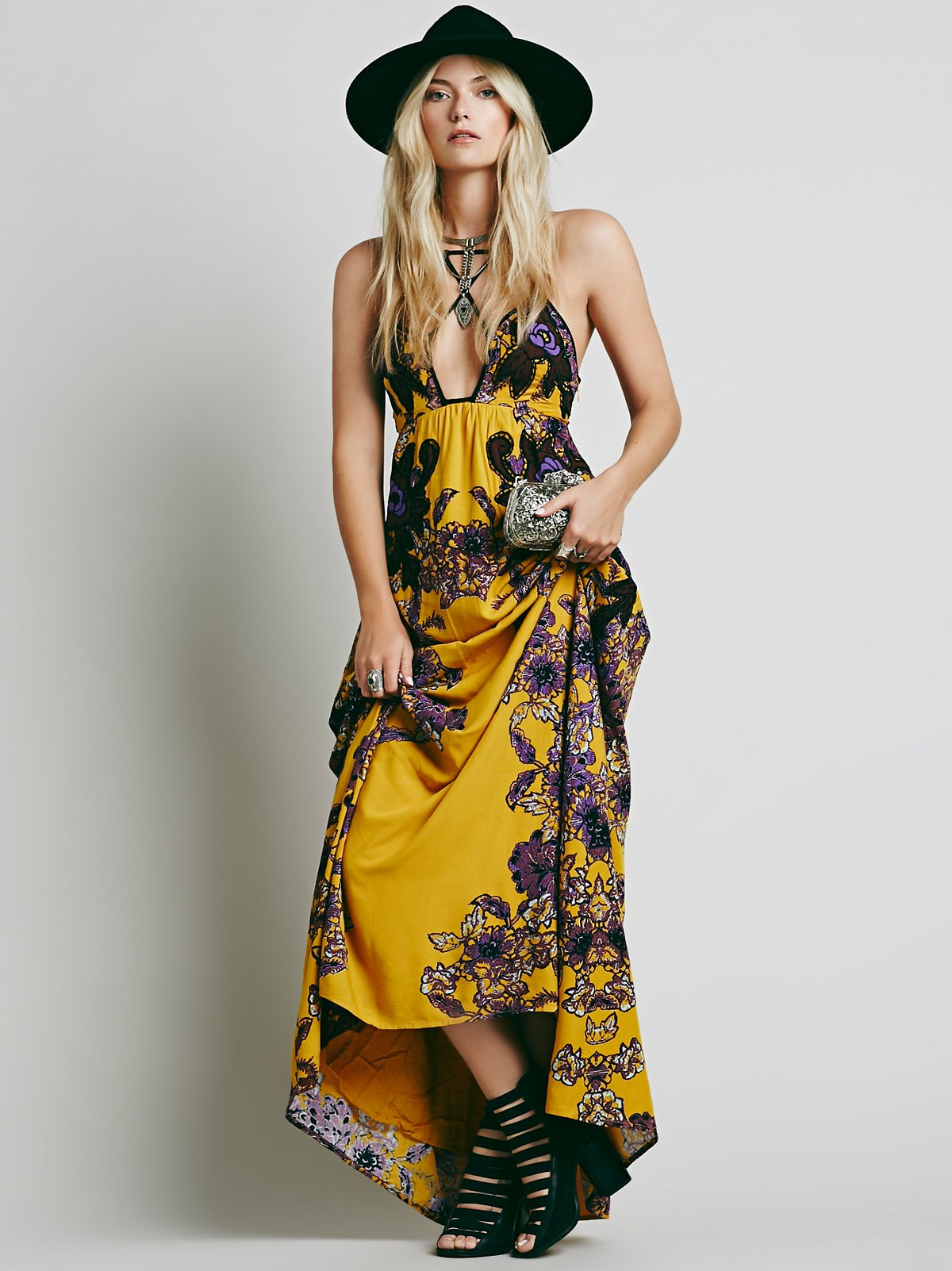 Cantik Maxi Dress