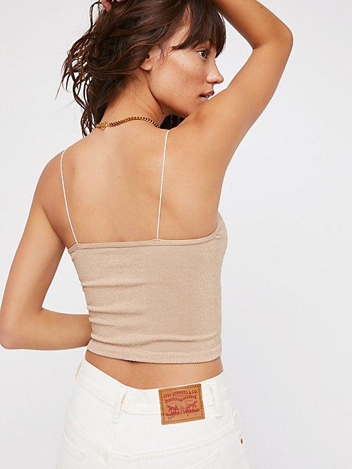 Product Image: Skinny Strap Brami