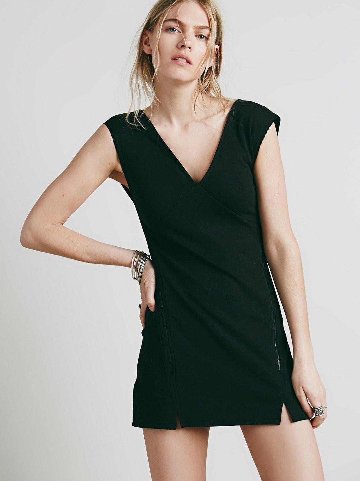 Oslo直筒连衣裙
