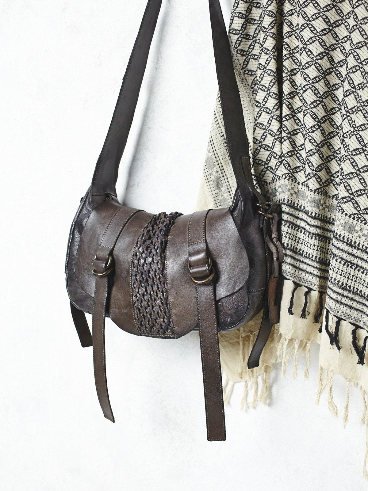 Luisa皮革手提包
