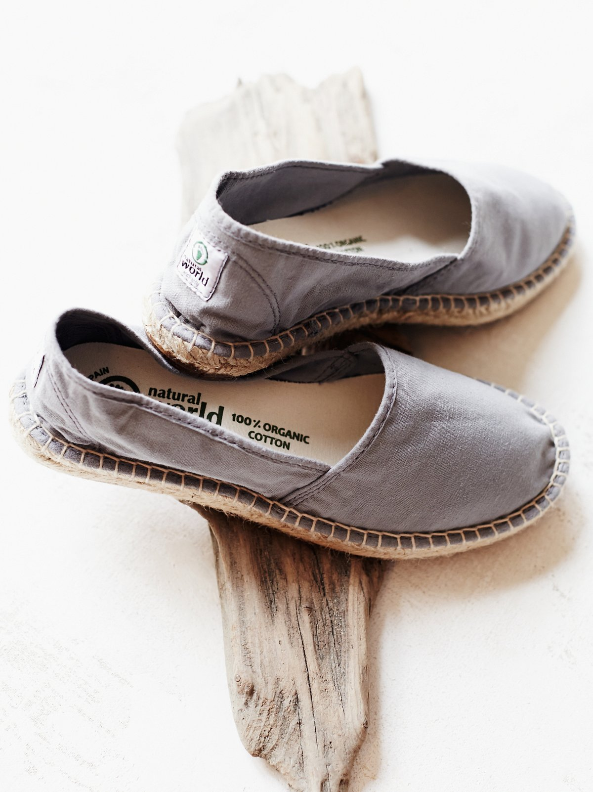 Natural Eco Espadrille