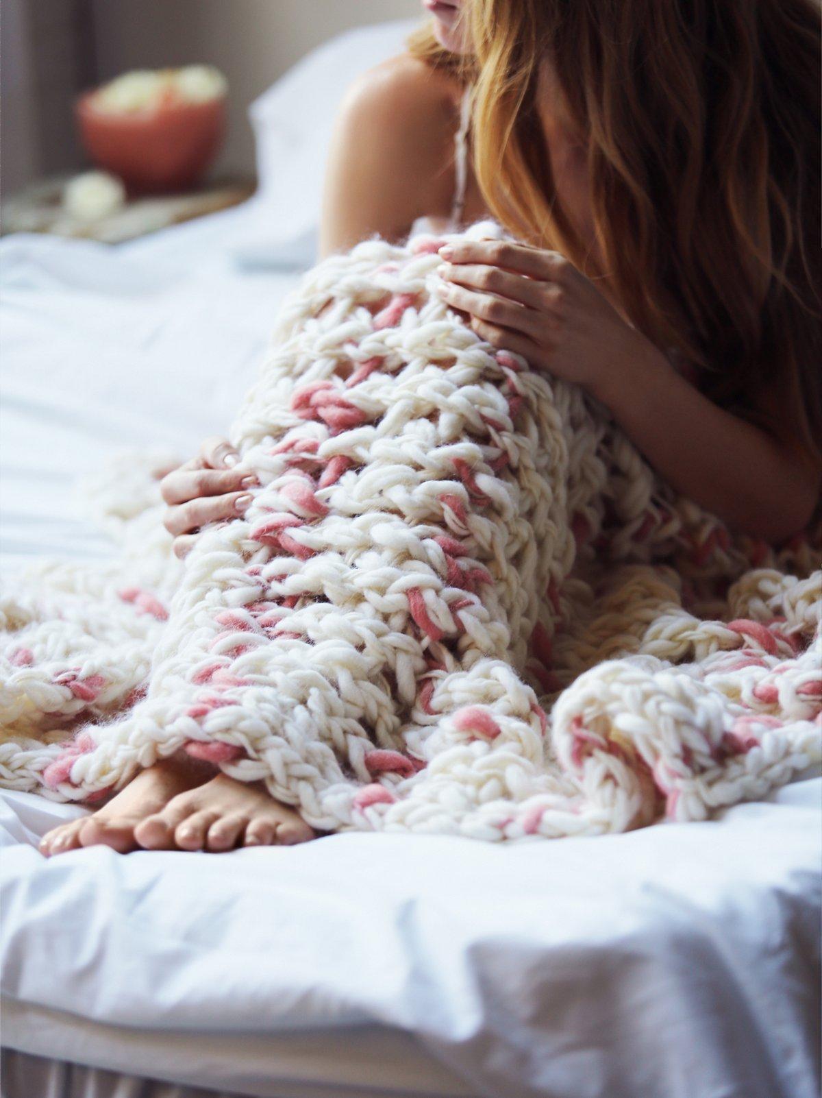 Cozy Love Blanket