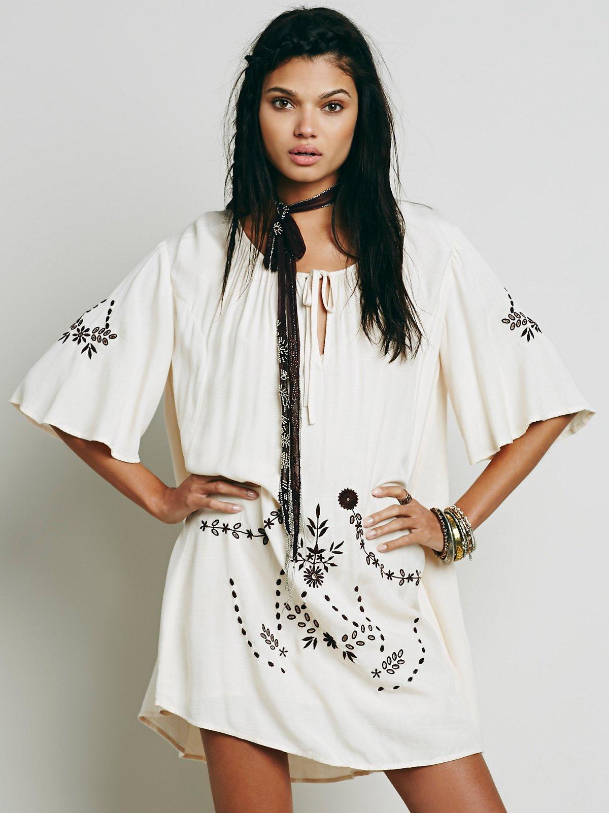 Nara连衣裙