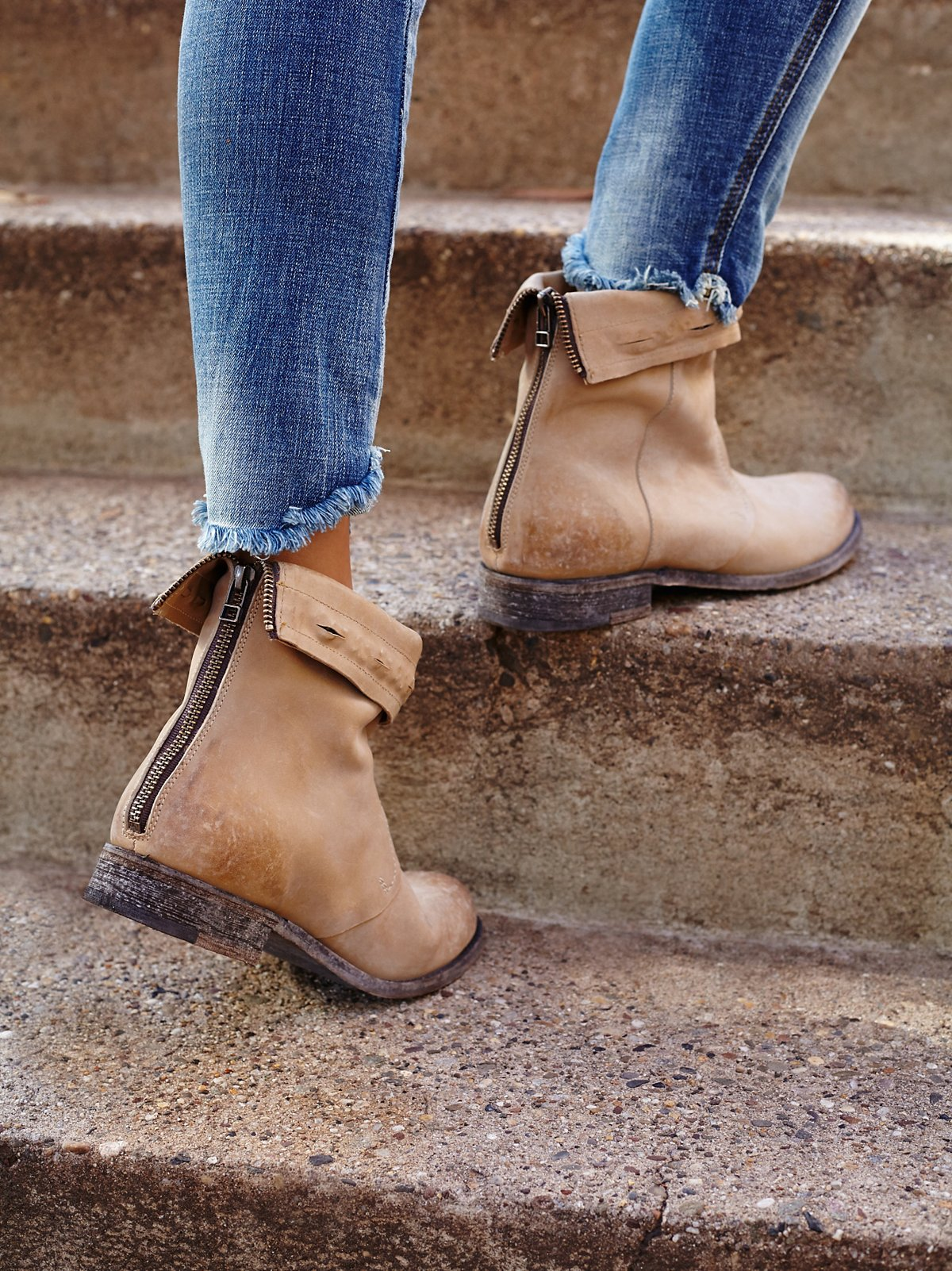 Spring Valley Ankle Boot
