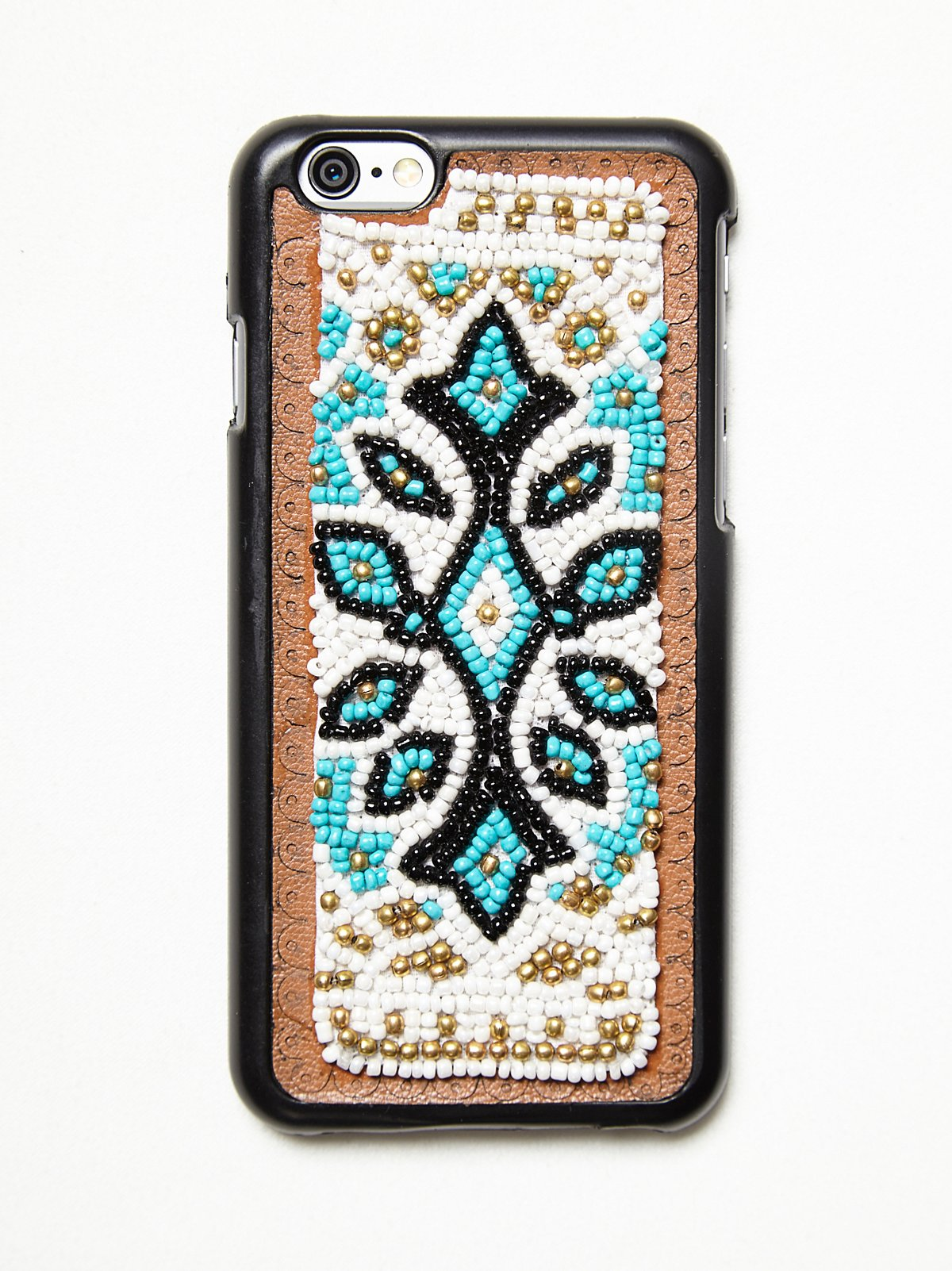 Freda Beaded Iphone Case