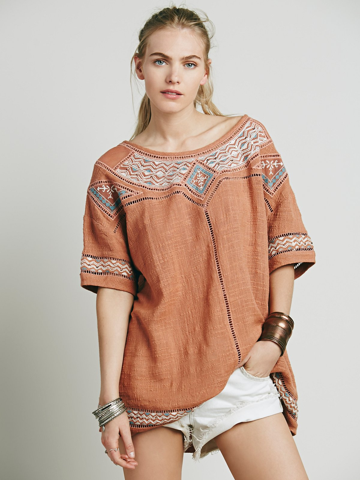 Point to Point Tunic