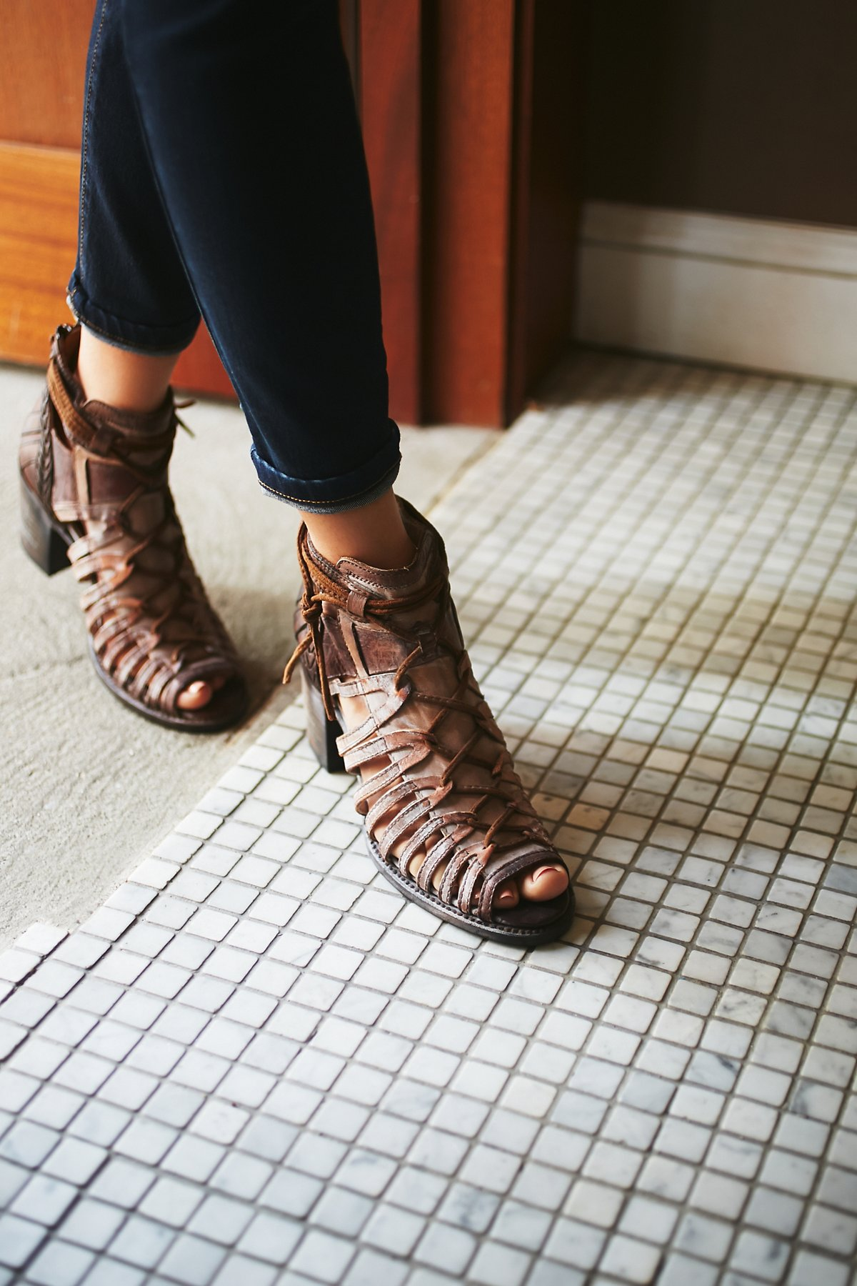 By Coastal Heel Boot