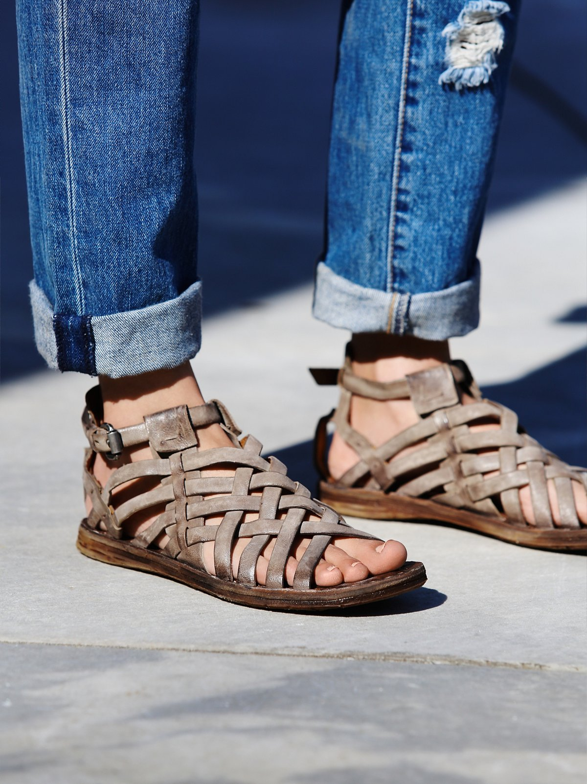 Ralston Interweave Sandal
