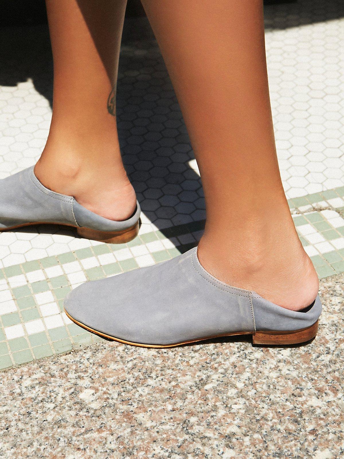 Porter Slip On Mule