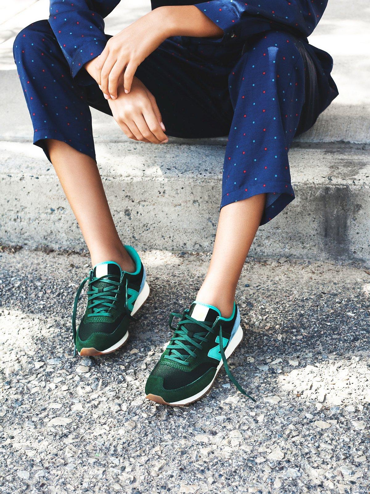 Capsule Wood运动鞋