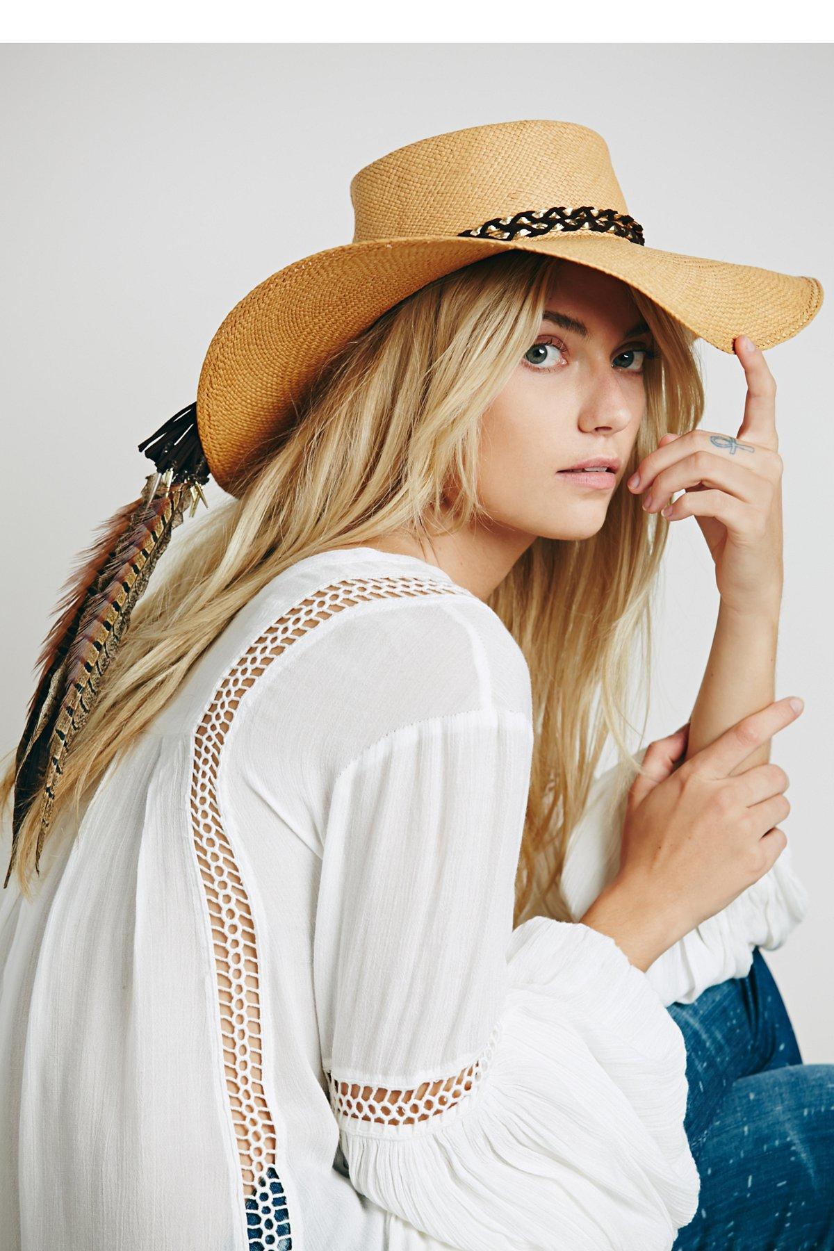 Talitha草帽