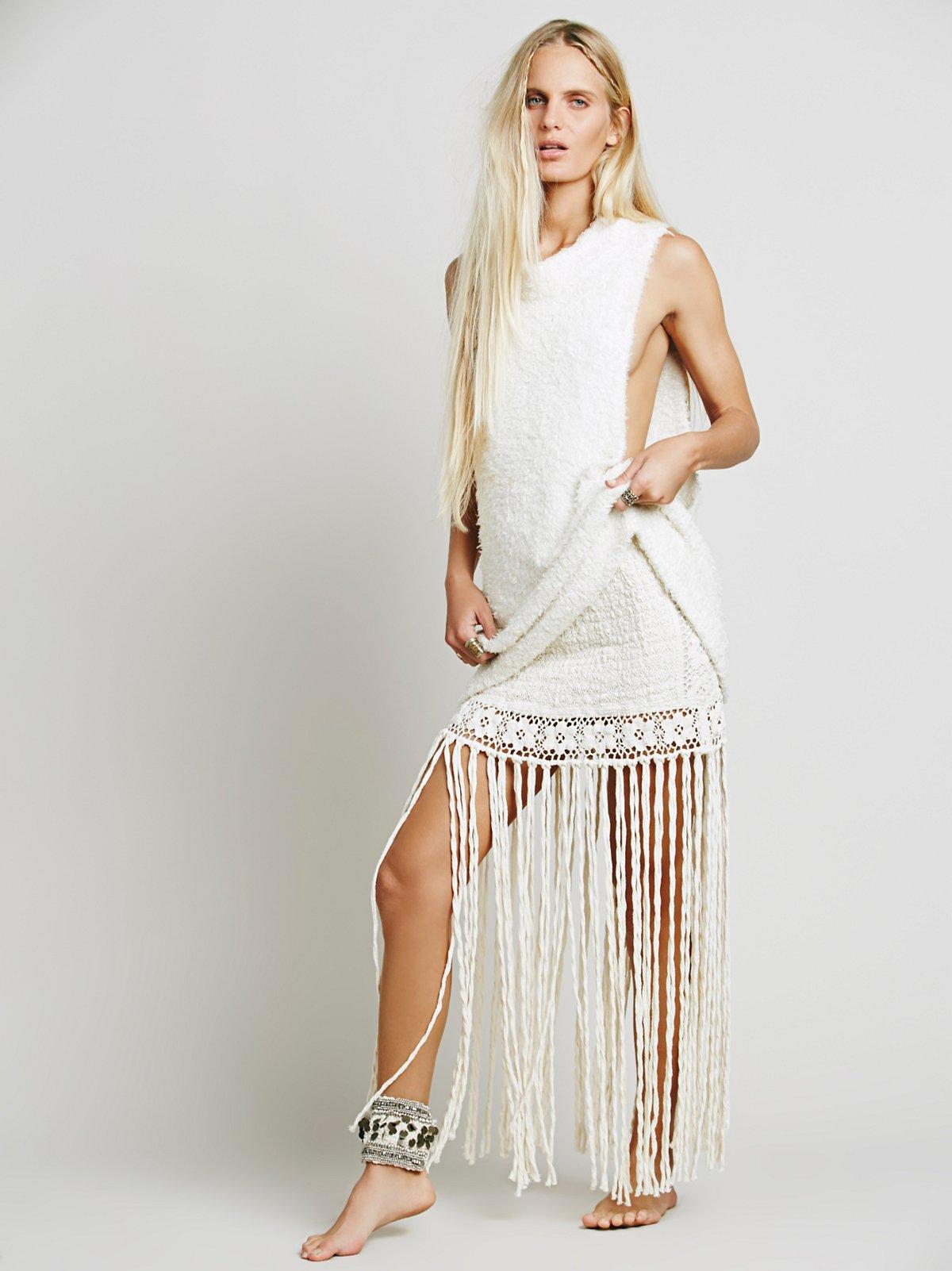 La Luna Maxi Skirt