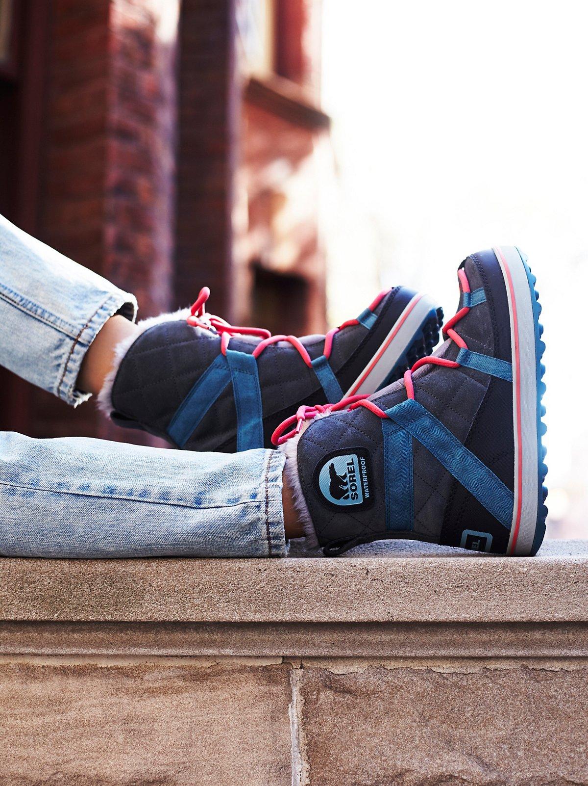 Glacy Explorer保暖靴