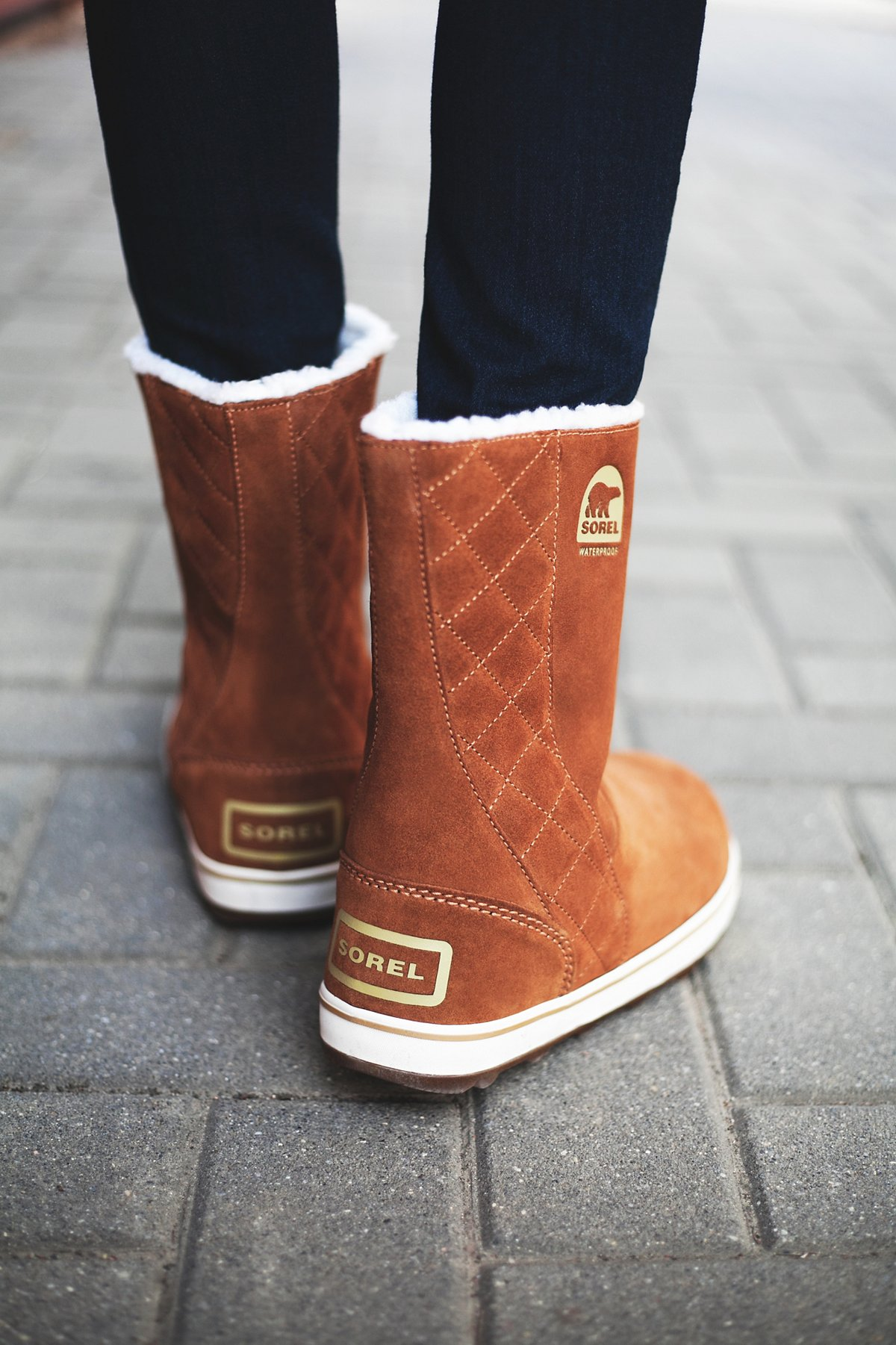 Glacy Pull On Weather Boot
