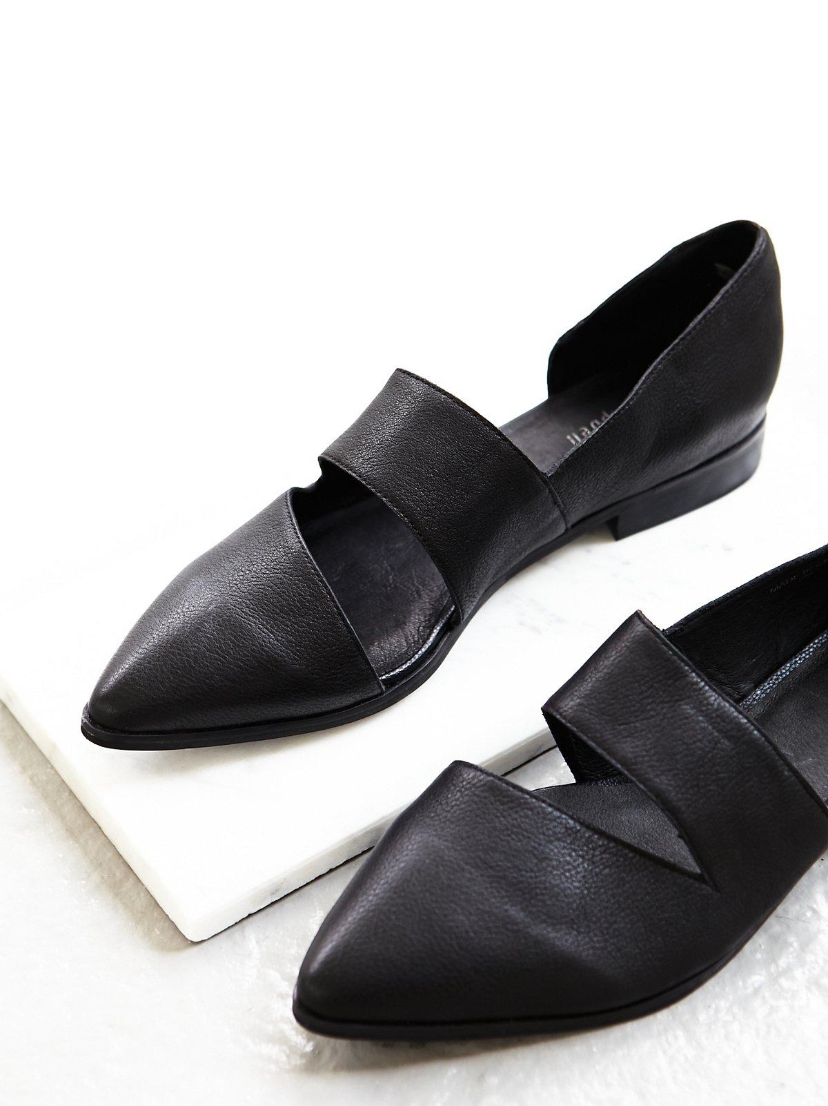 Desert平底鞋