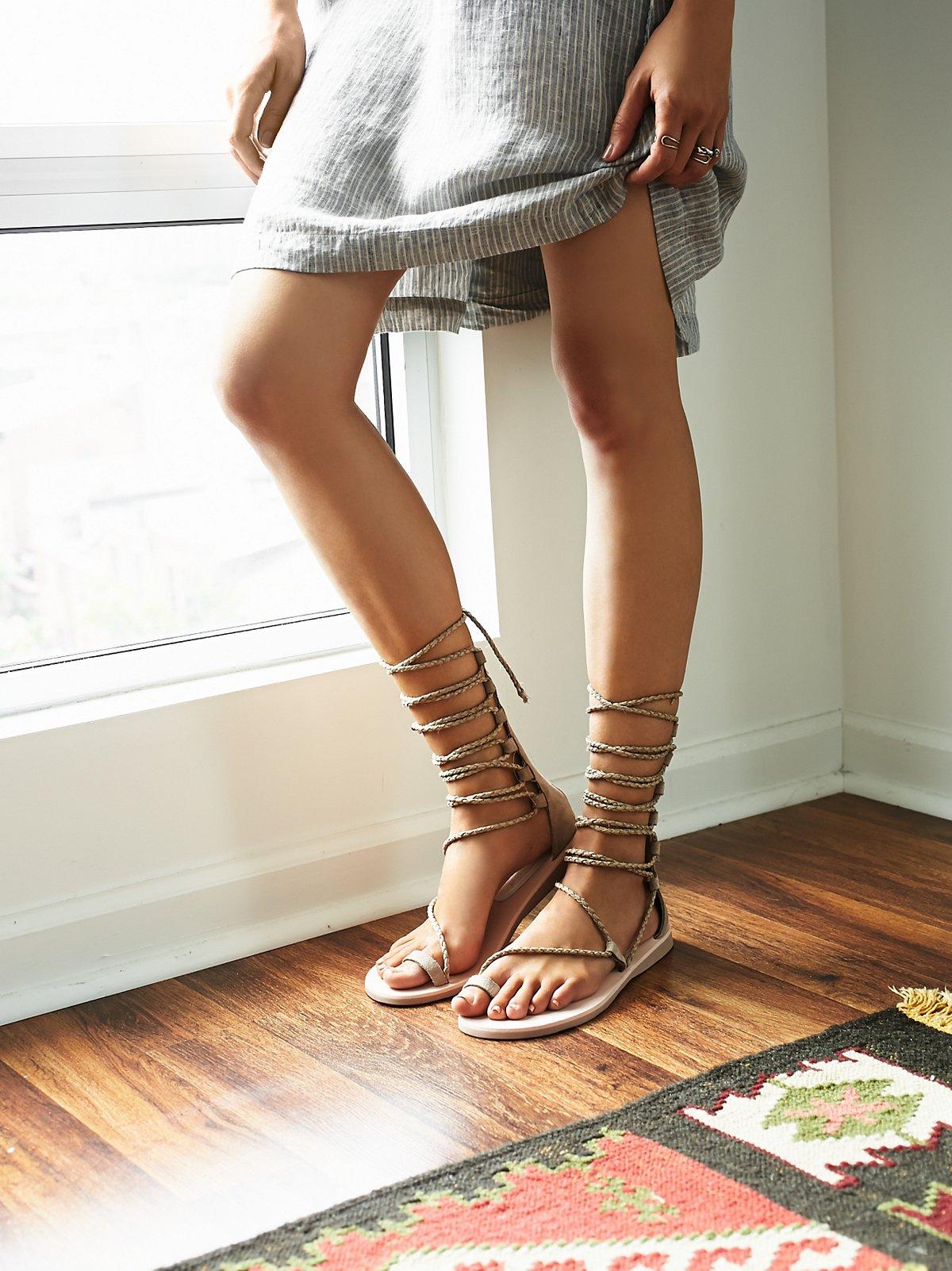 Aleyla Mid罗马凉鞋