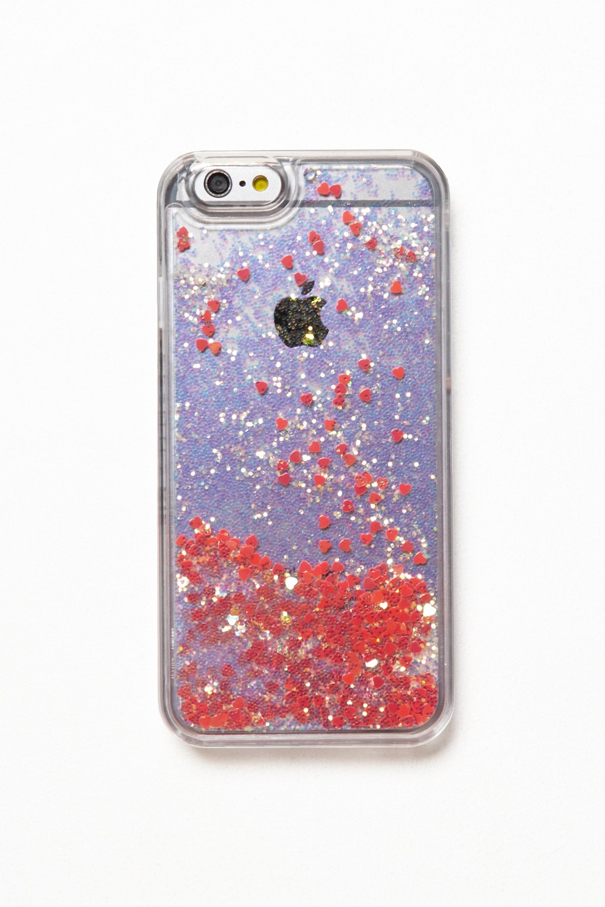 free people iphone case liquid glitter iphone at free clothing boutique 5941