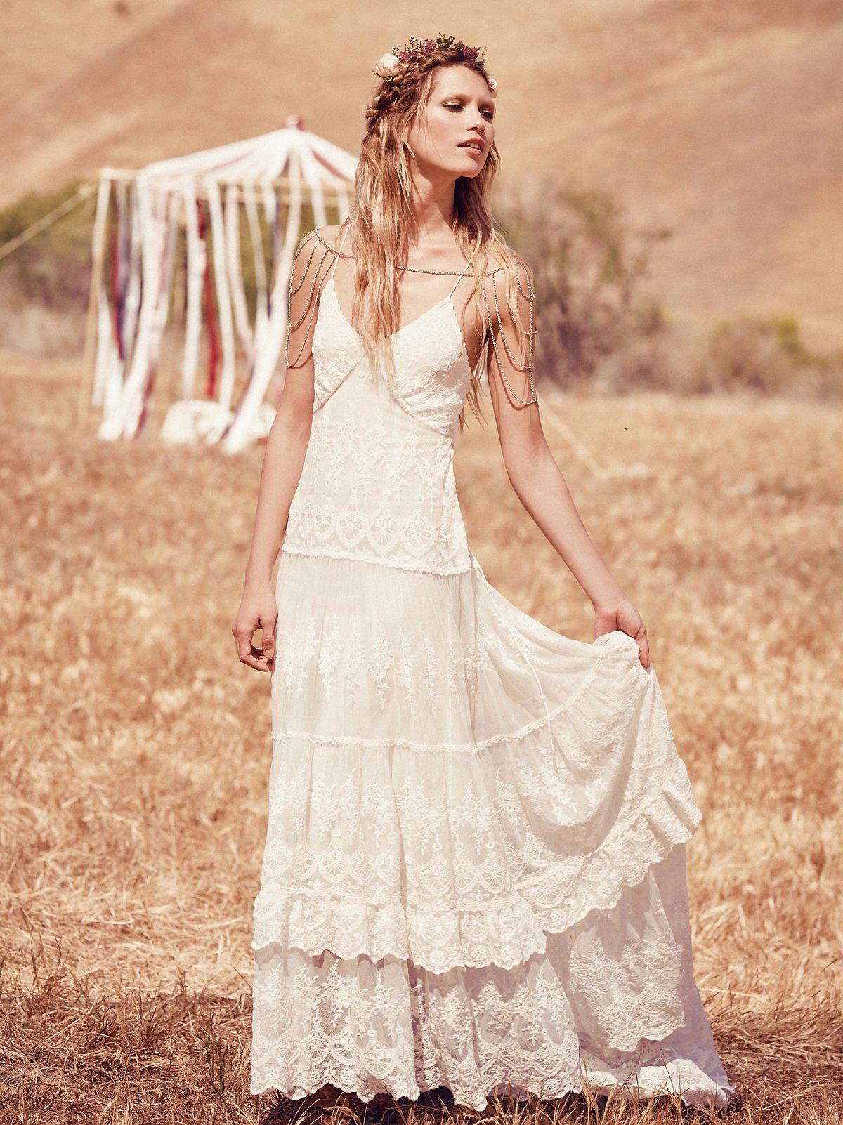 Canyon Moon网纱礼服