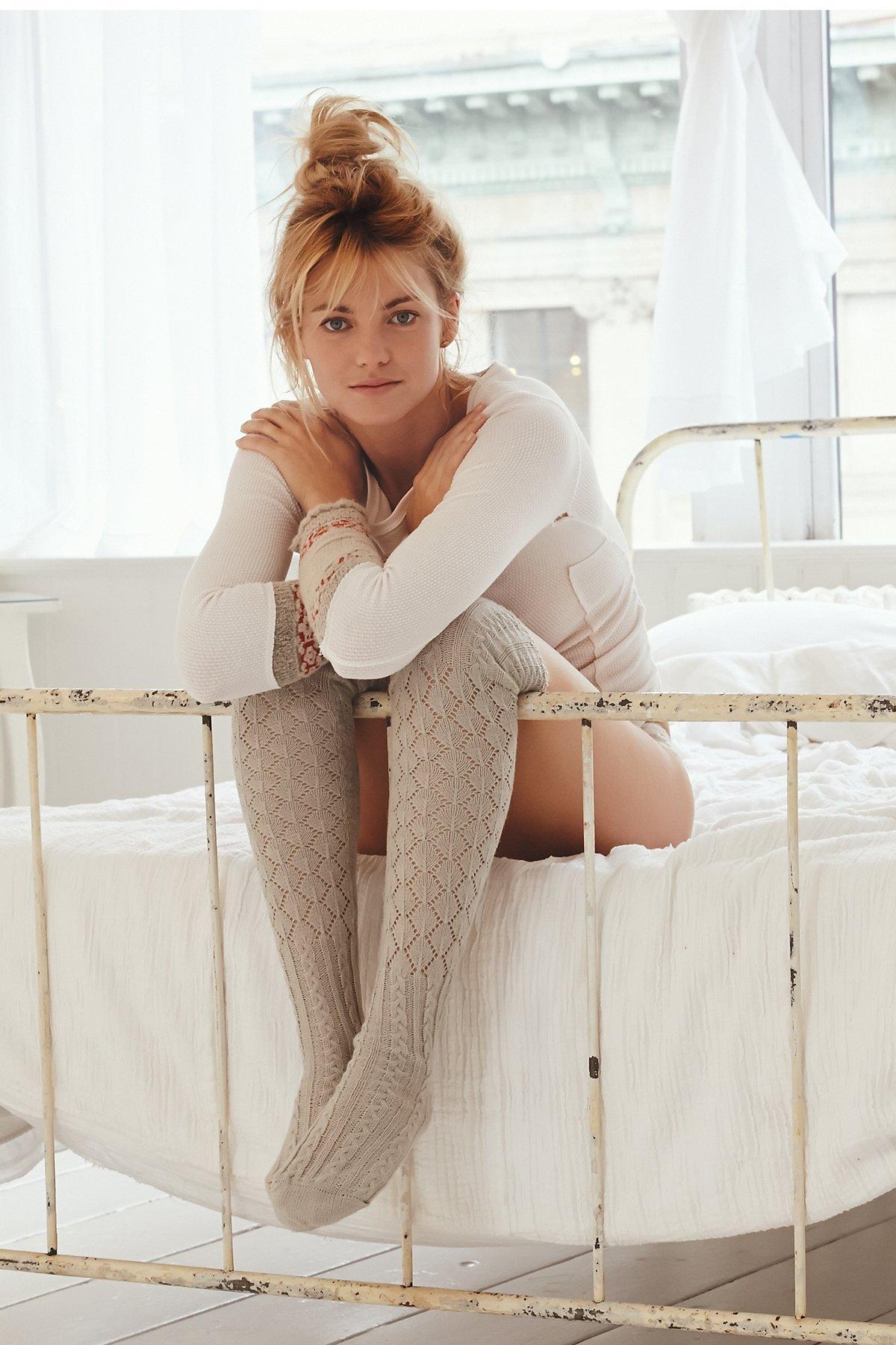 Filomena Over the Knee Sock