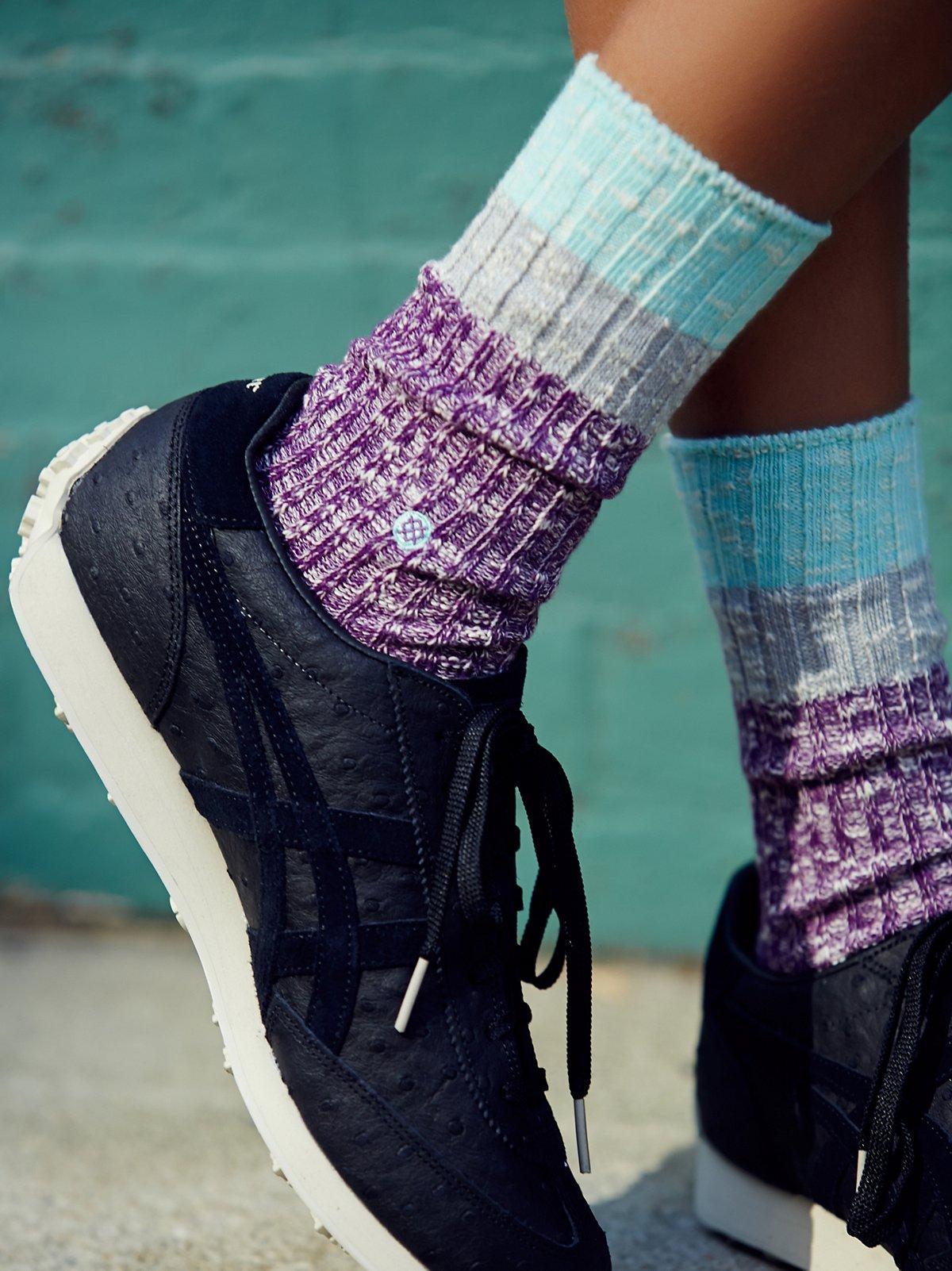 Bear Crew Sock