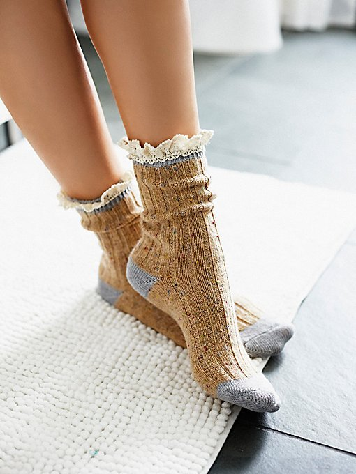Product Image: Irreplaceable Speckled Highland Boot Sock