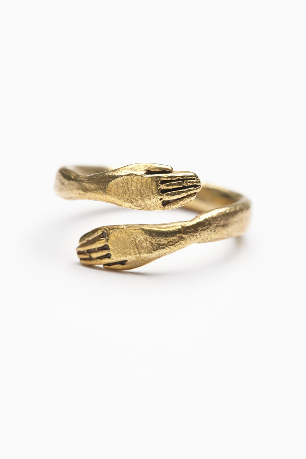 Protective Hand Ring