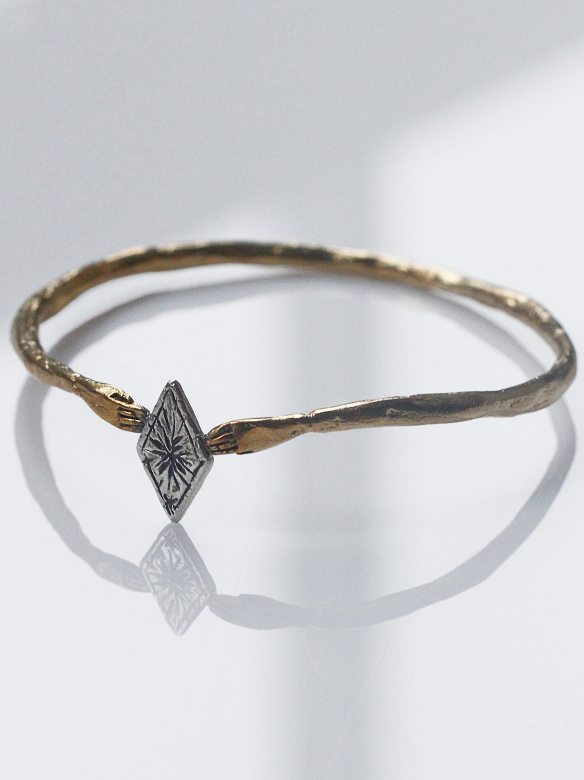 Starry Diamond Cuff