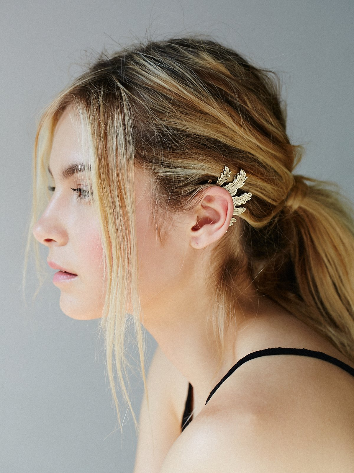 Teen Spirit Ear Cuff