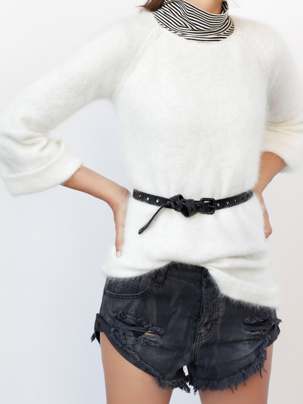 Luxe Leather Belt
