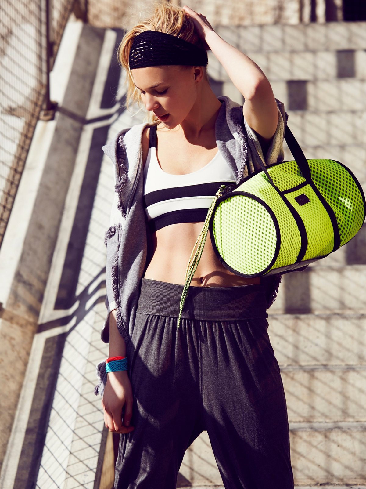 Sporty Net Duffel