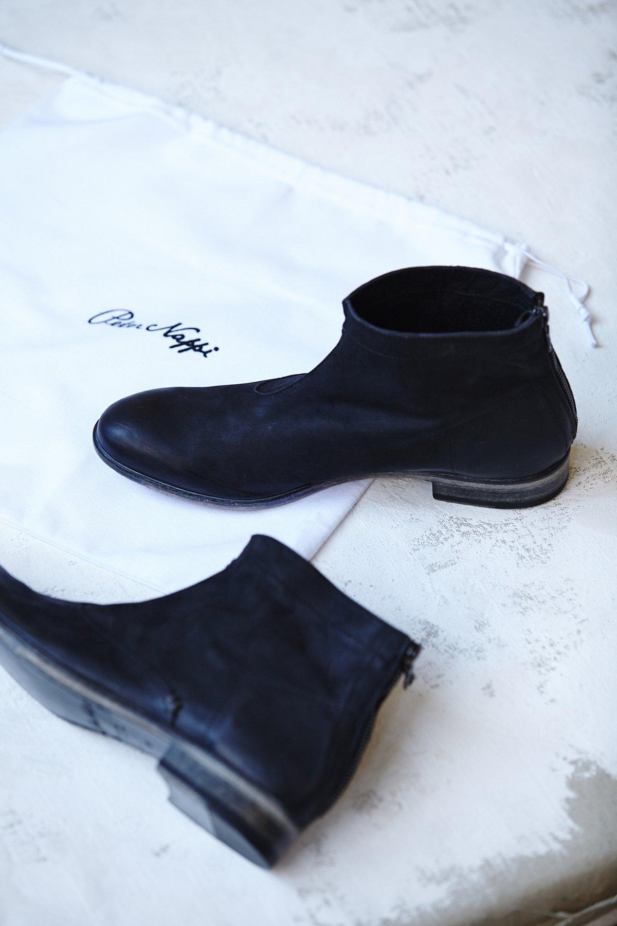 Calvina踝靴