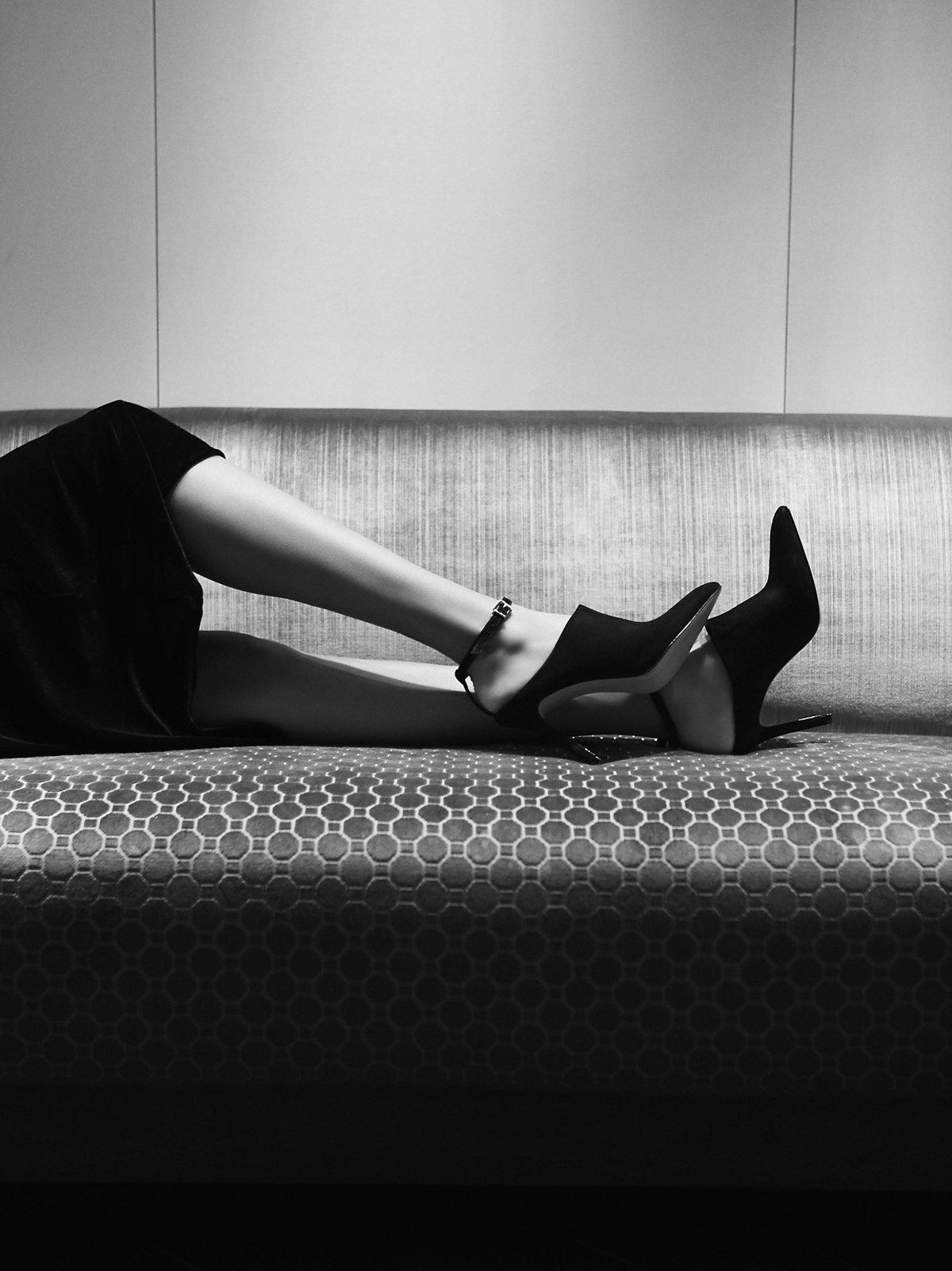 Beretta高跟鞋