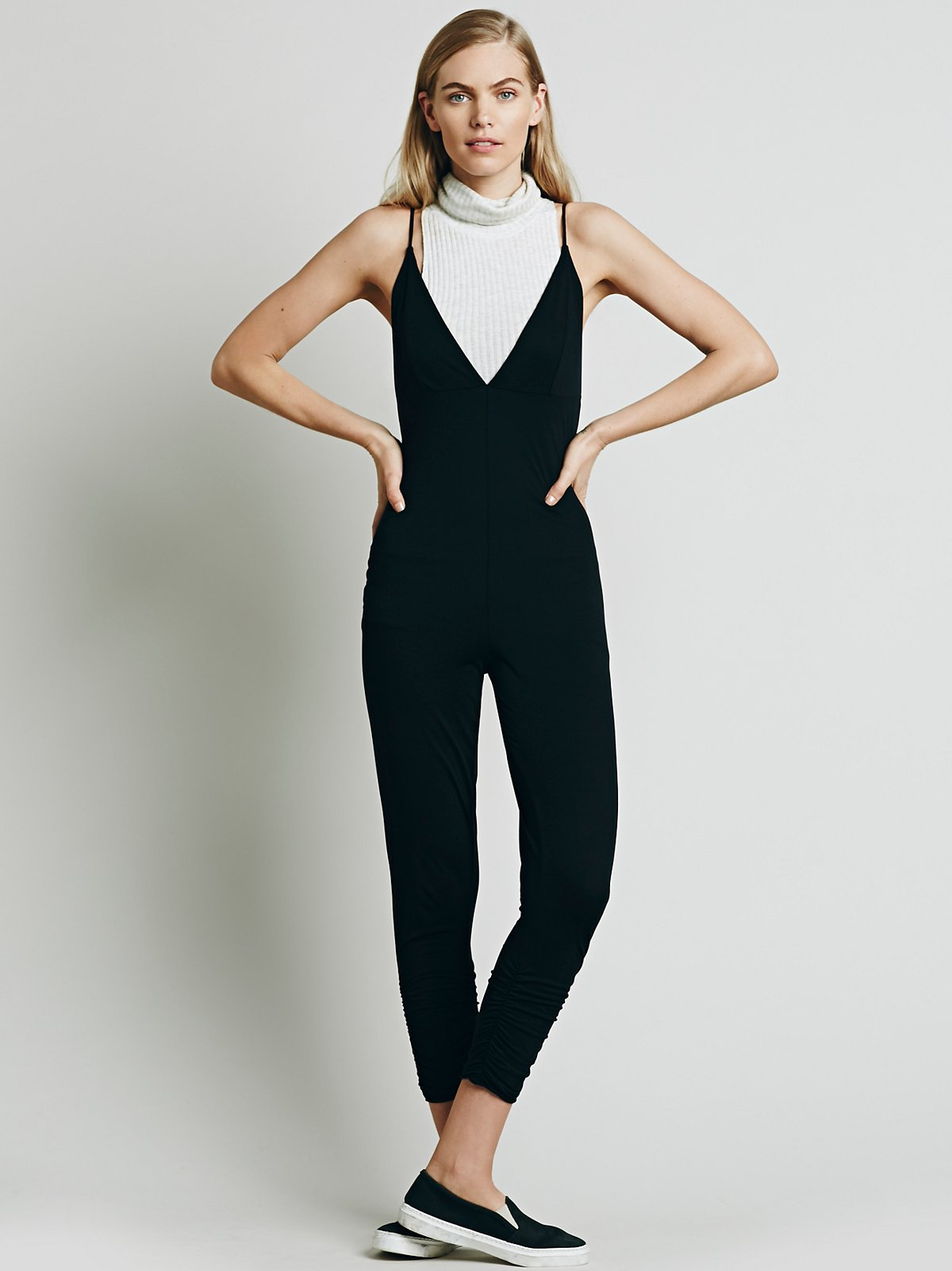 To the Floor Layering Romper