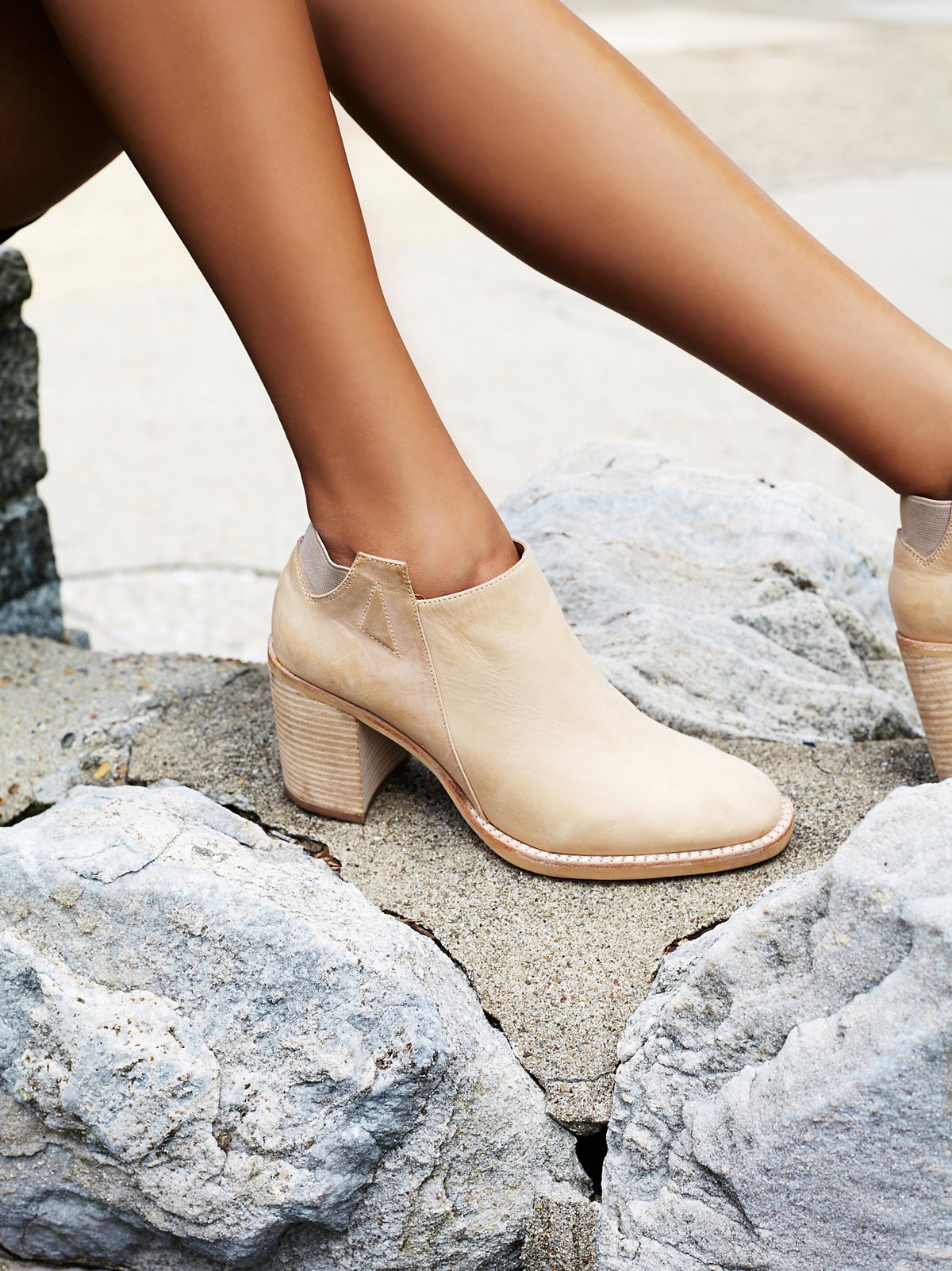Upper Peak踝靴