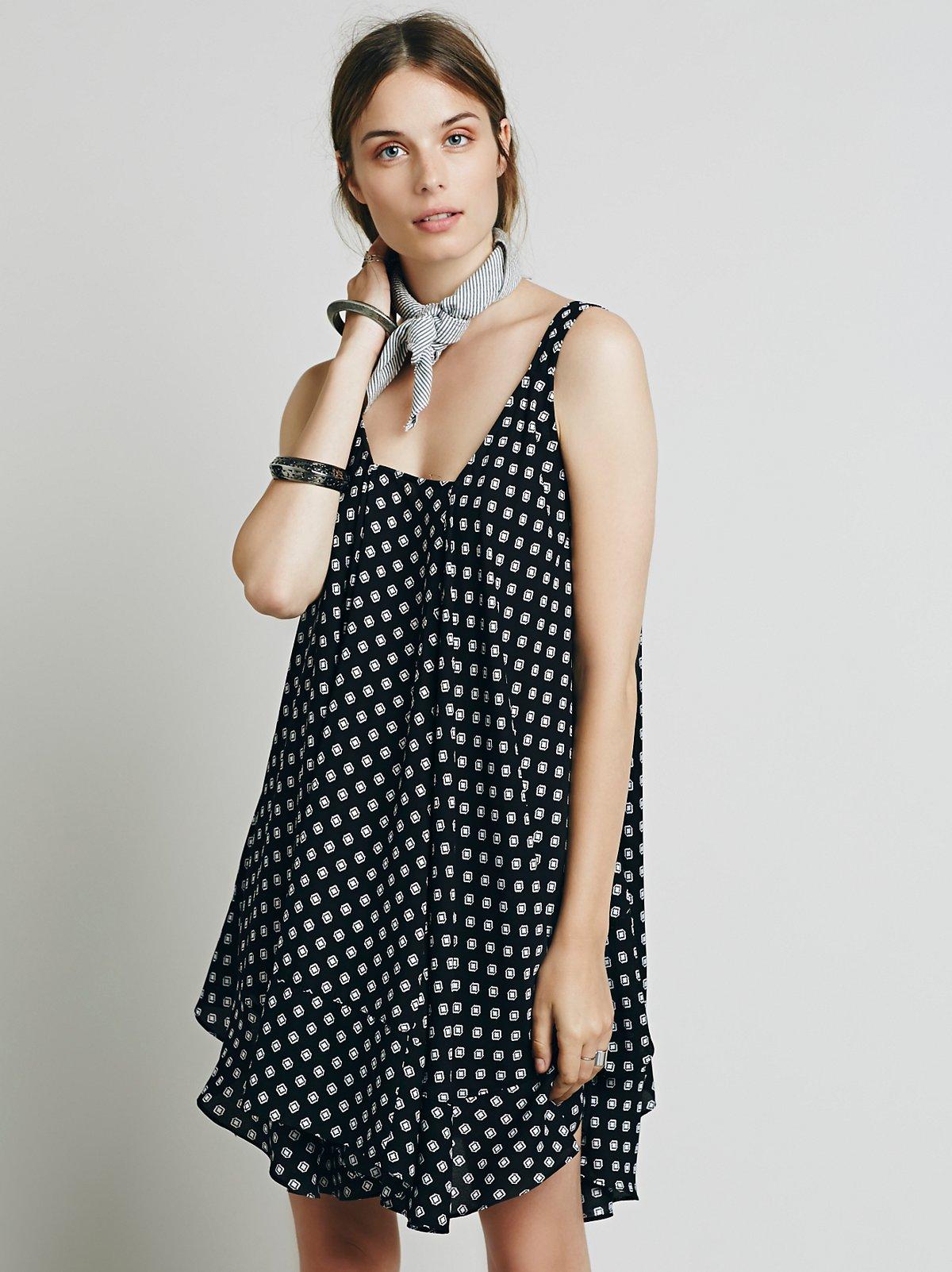Simply Trapeze Dress
