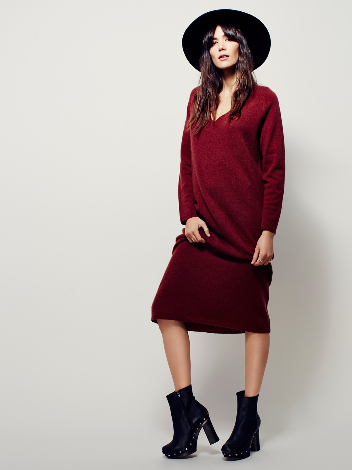 Monmarte Sweater Dress