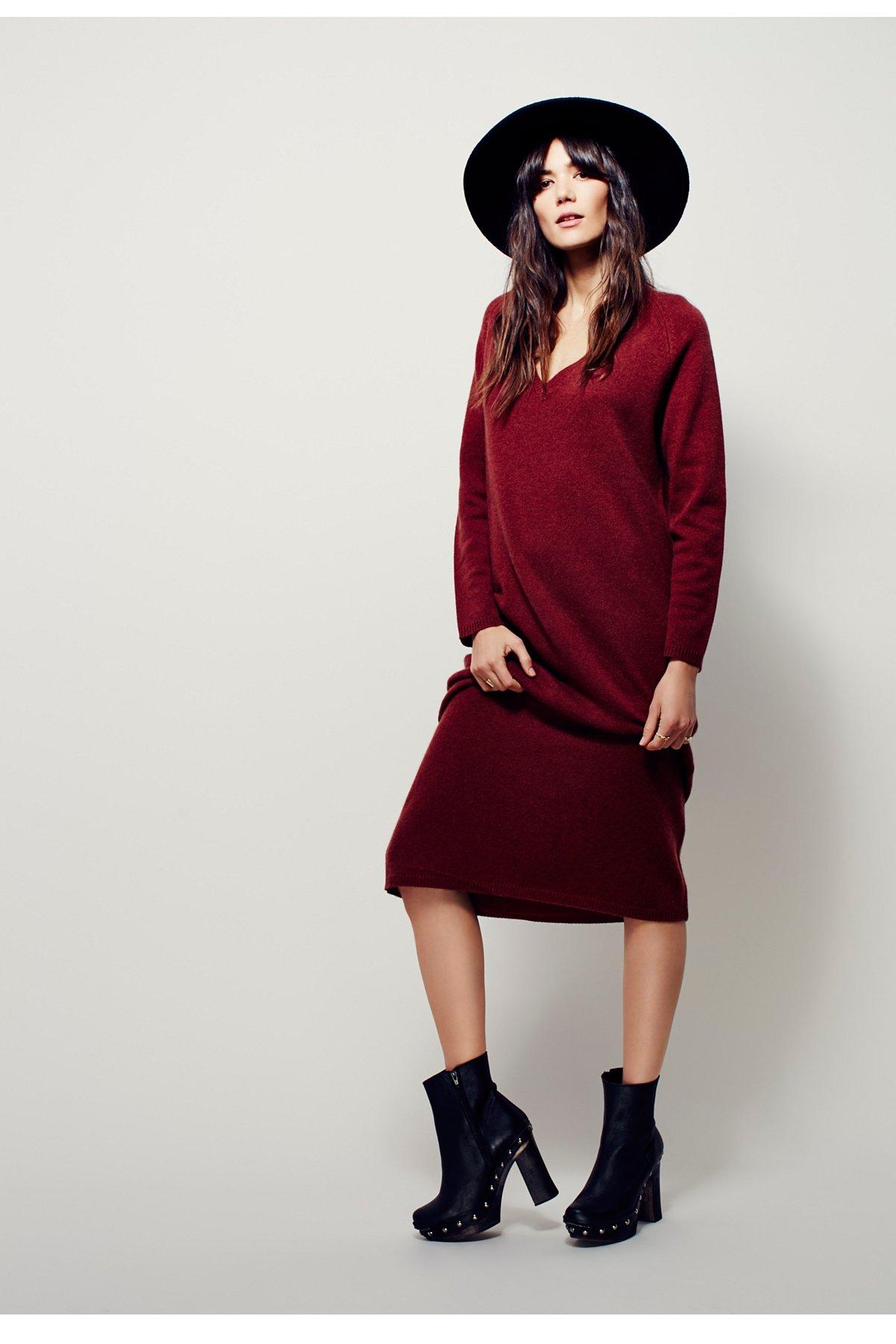Monmarte Sweater Dress