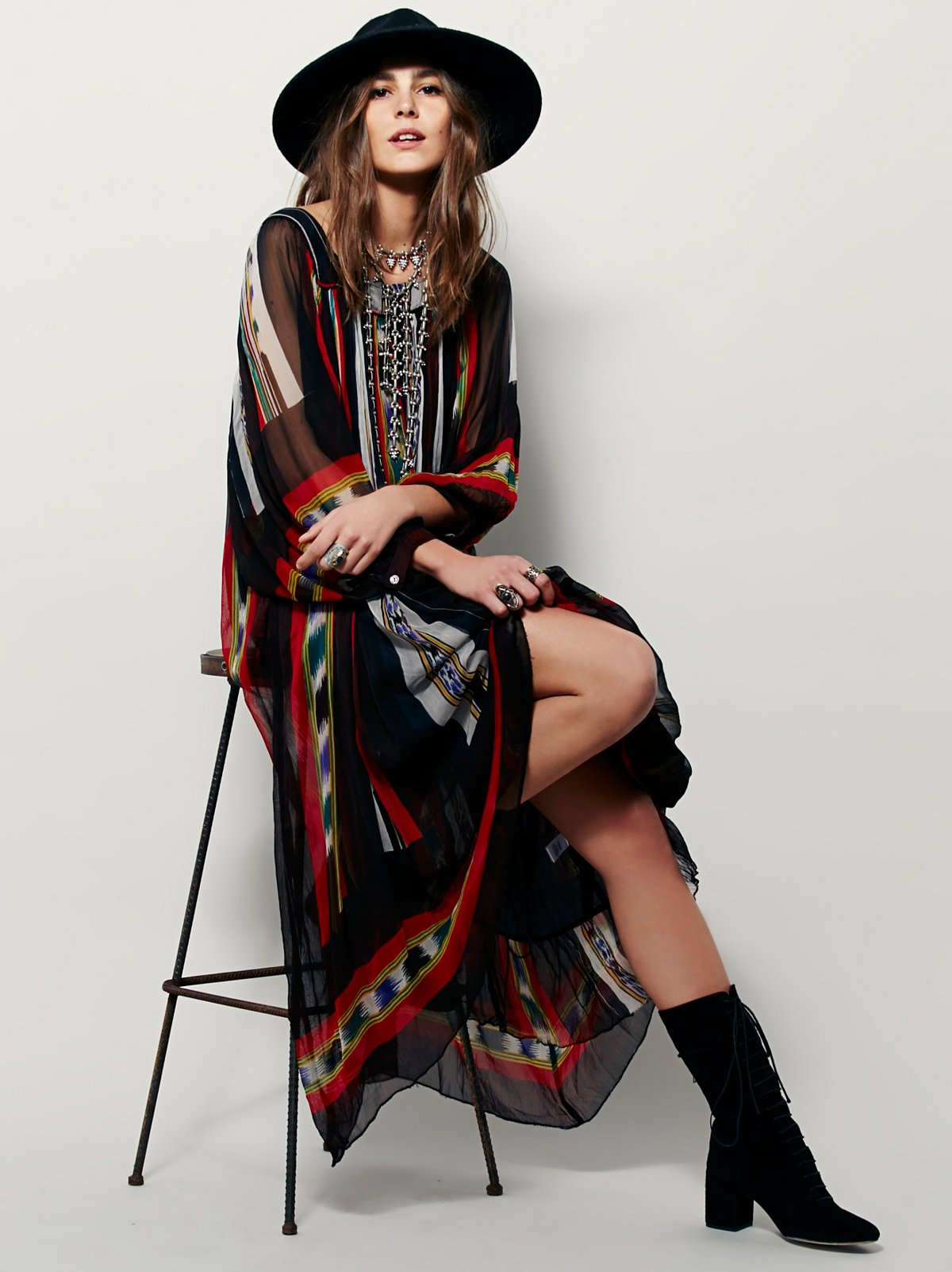 Tocade Midi Dress