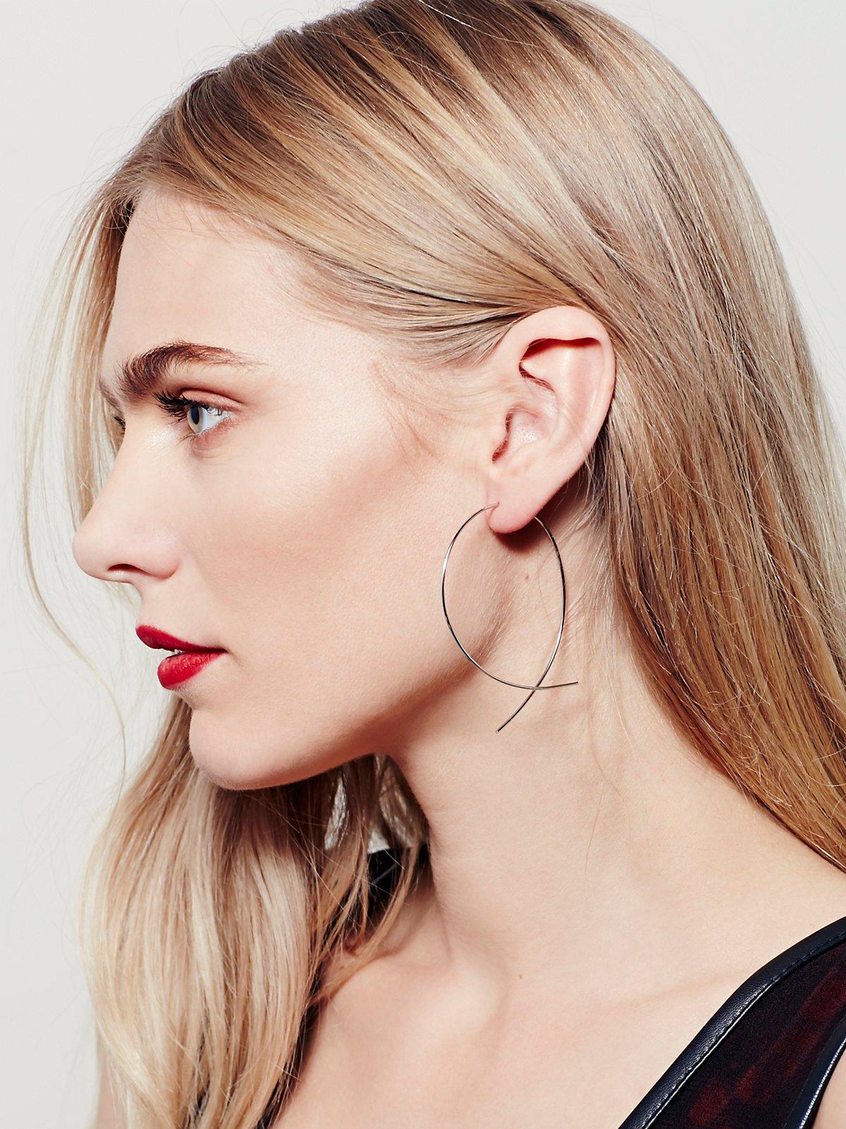 Classic Hoop Earring