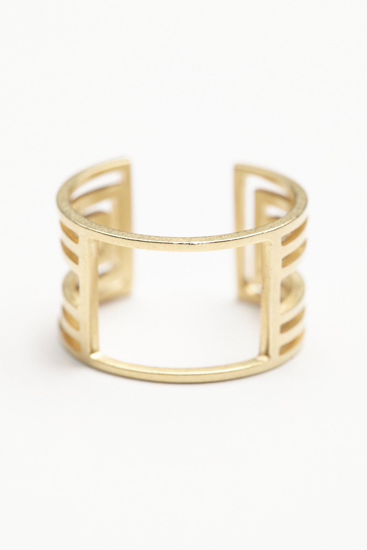 Frieze Cut Out Ring