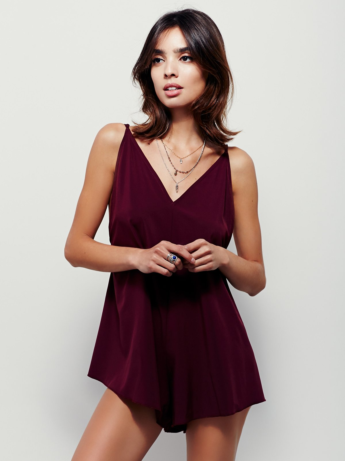 Serious Babe Romper