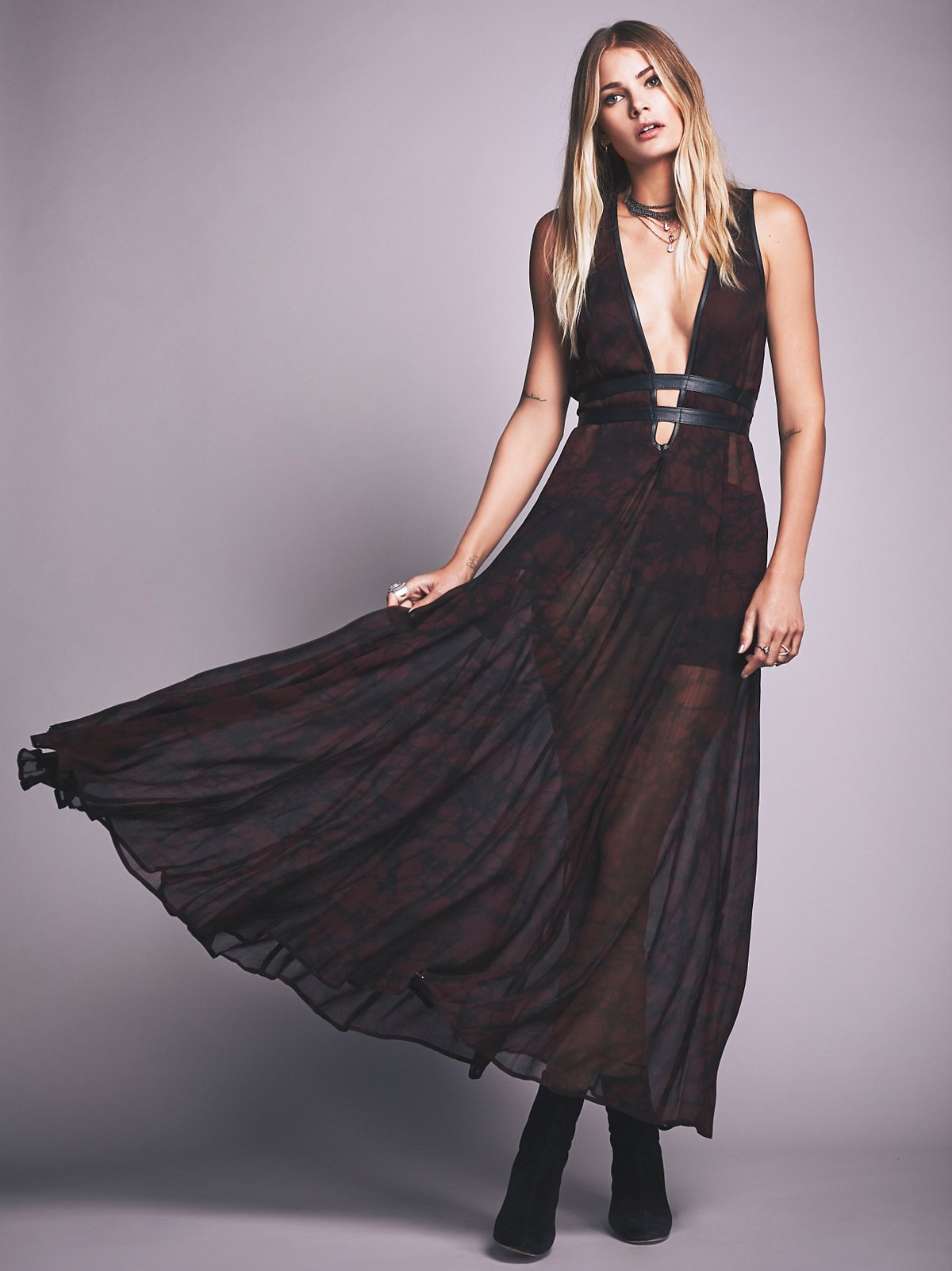 Rhine连衣裙
