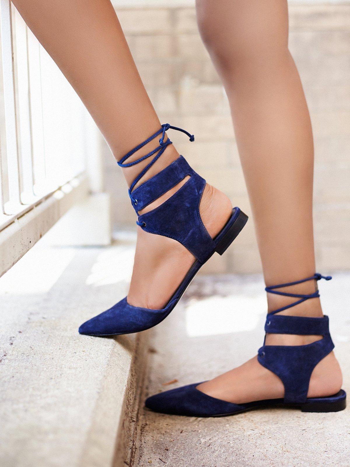 Kolida平底鞋