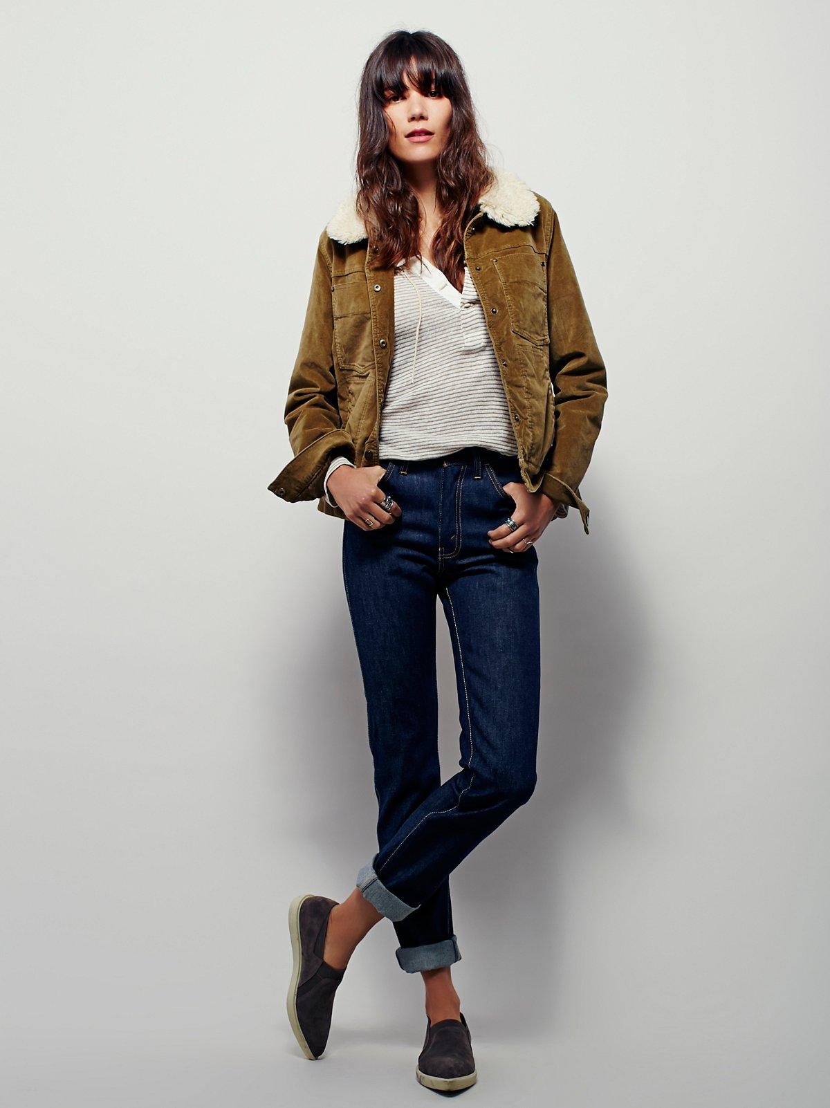 Levi's 1965超修身牛仔裤
