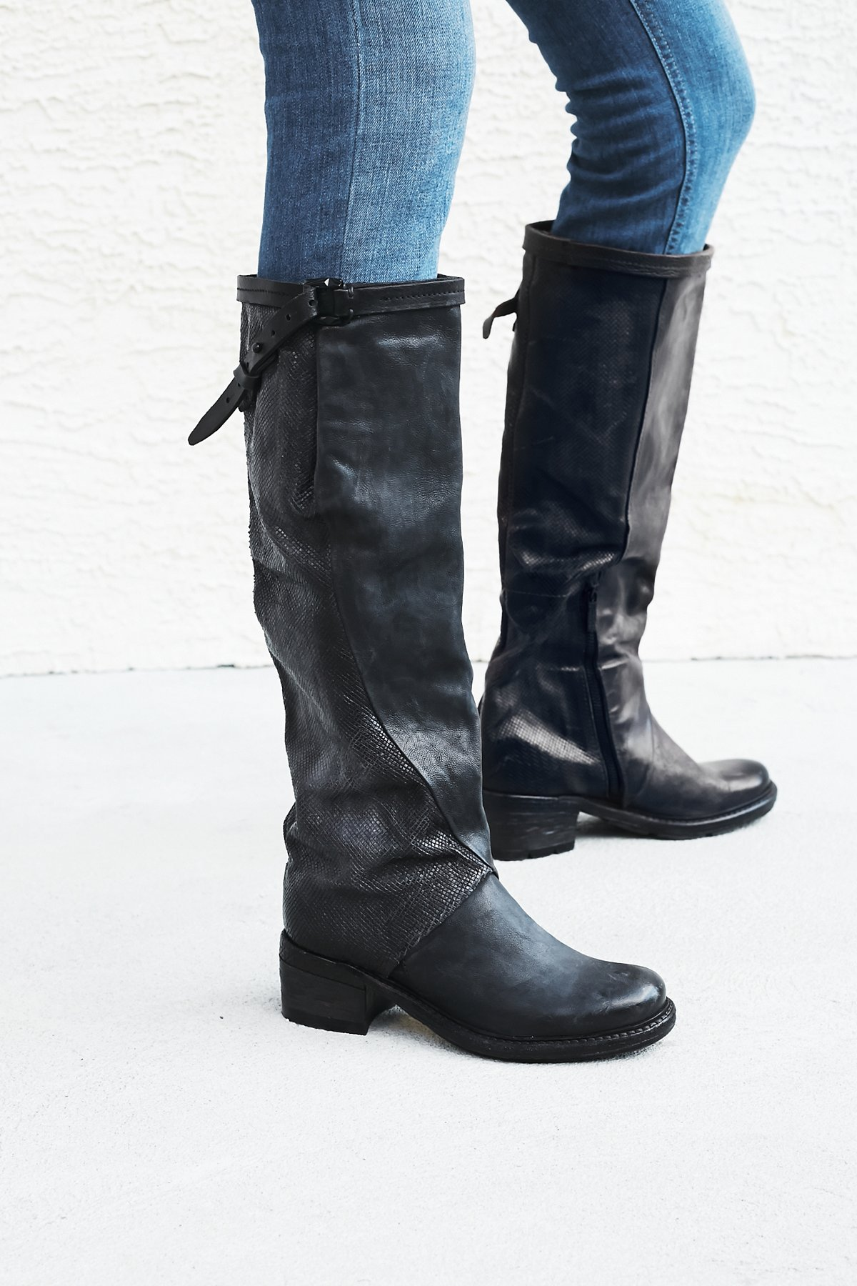 Unsanctioned Tall Boot